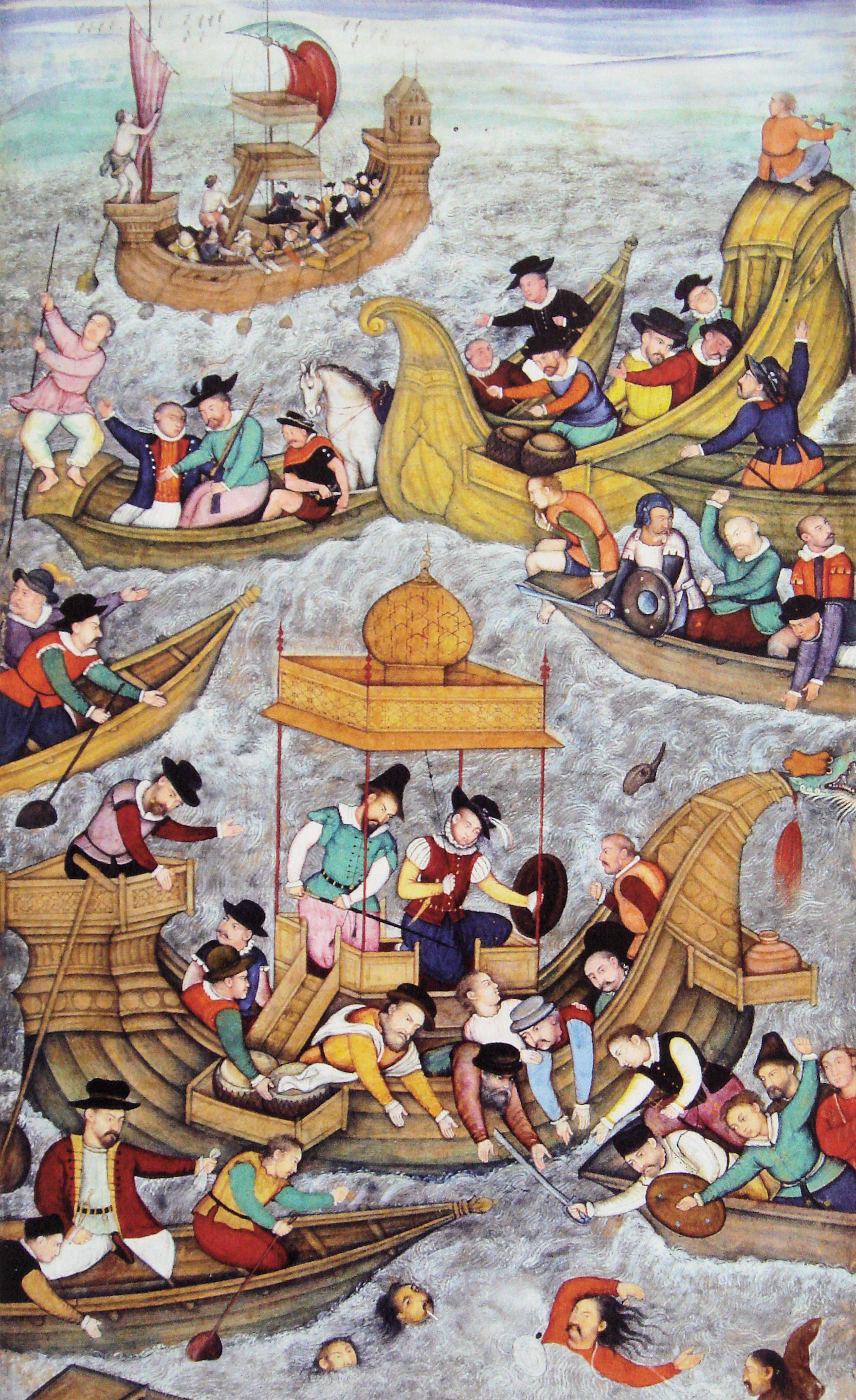death of akbar The second view is that anarkali after the death of akbar was recalled by salim (jahangir) and they married and was given a new identity of nur jahan her father came to the sub-continent.