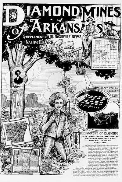Arquivo: Minas de diamante do Arkansas suplemento Nashville News 1906.jpg