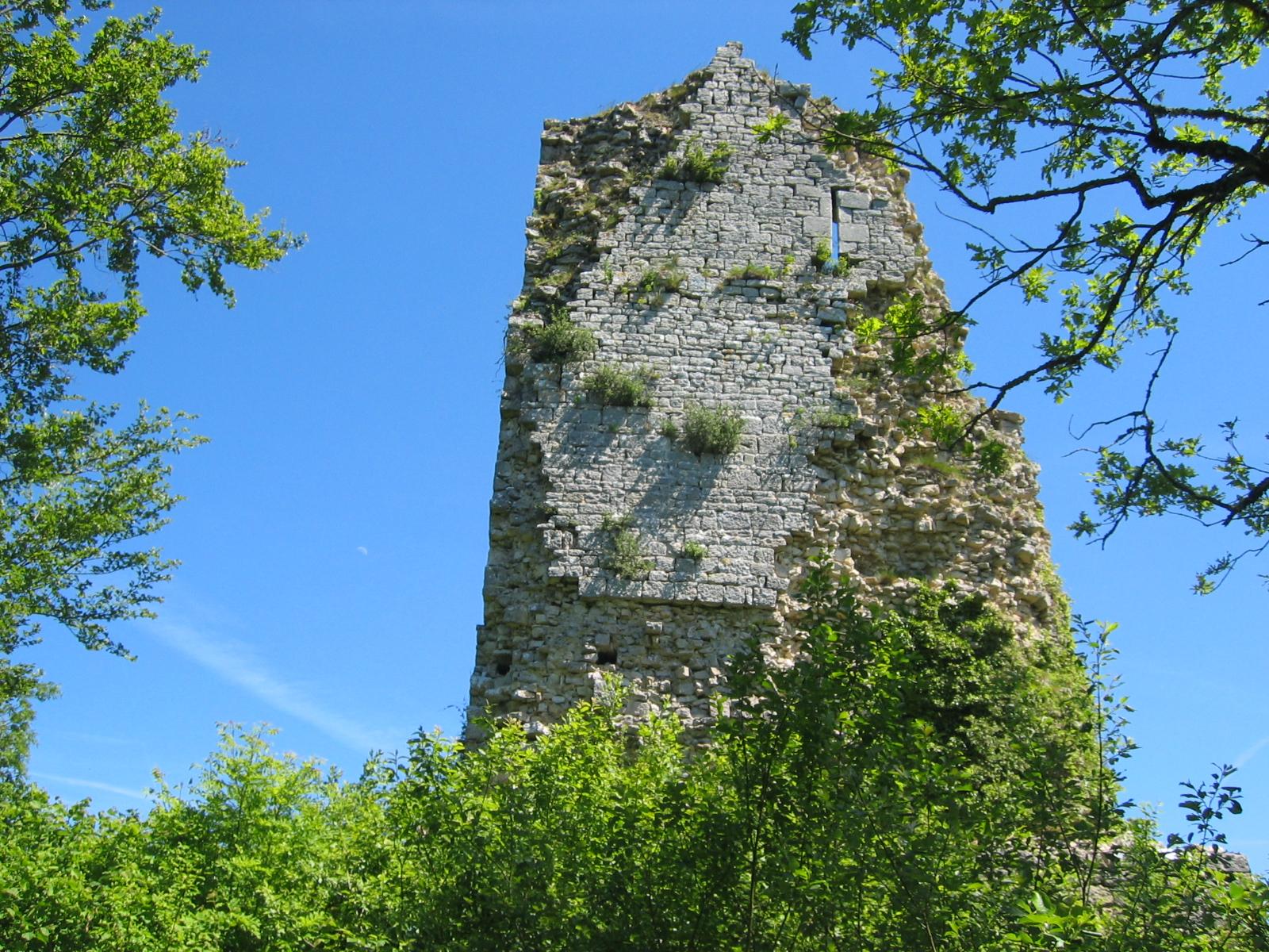 Château de Dramelay