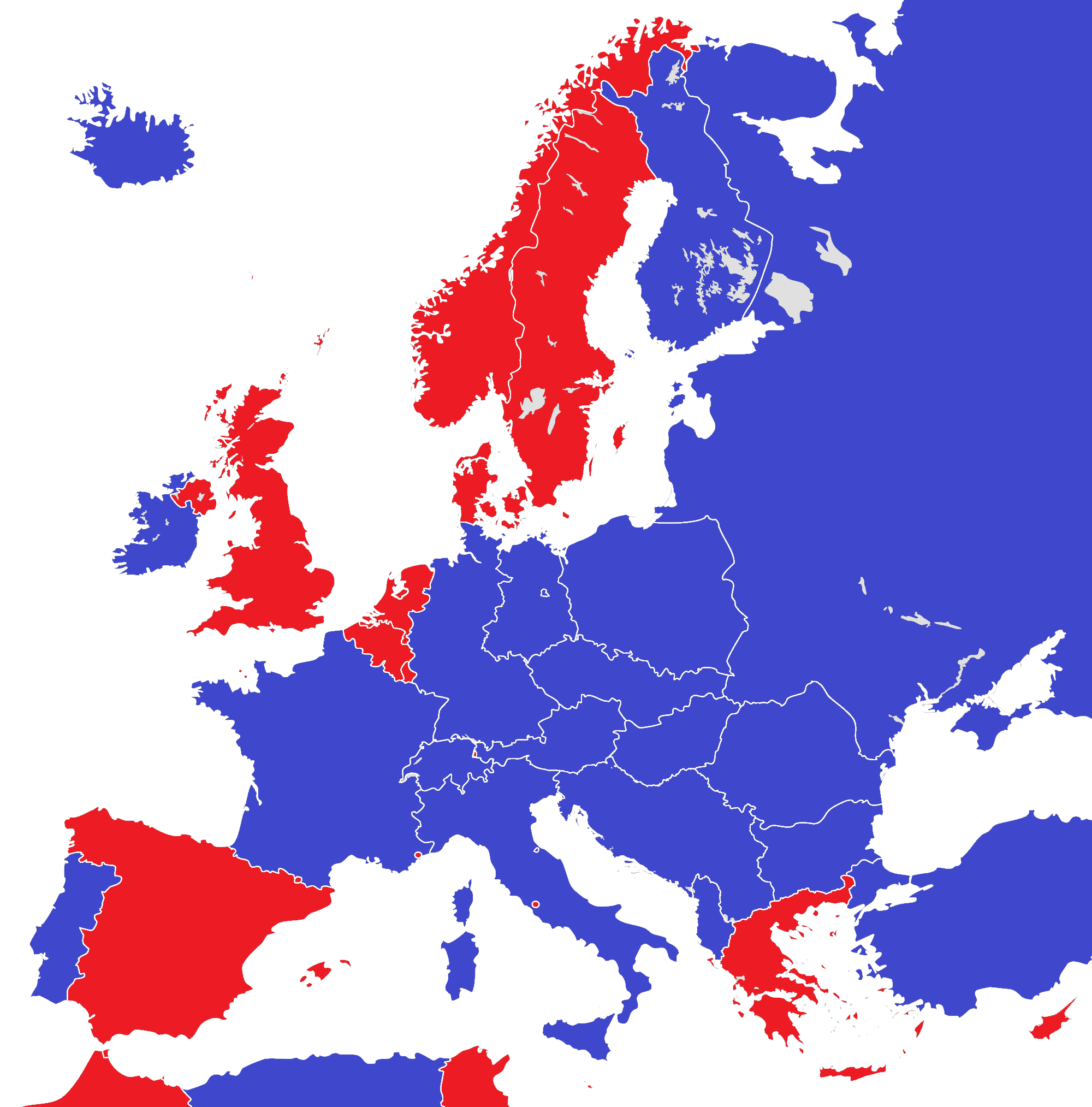 File:Europe 1950 monarchies versus republics.png   Wikimedia Commons