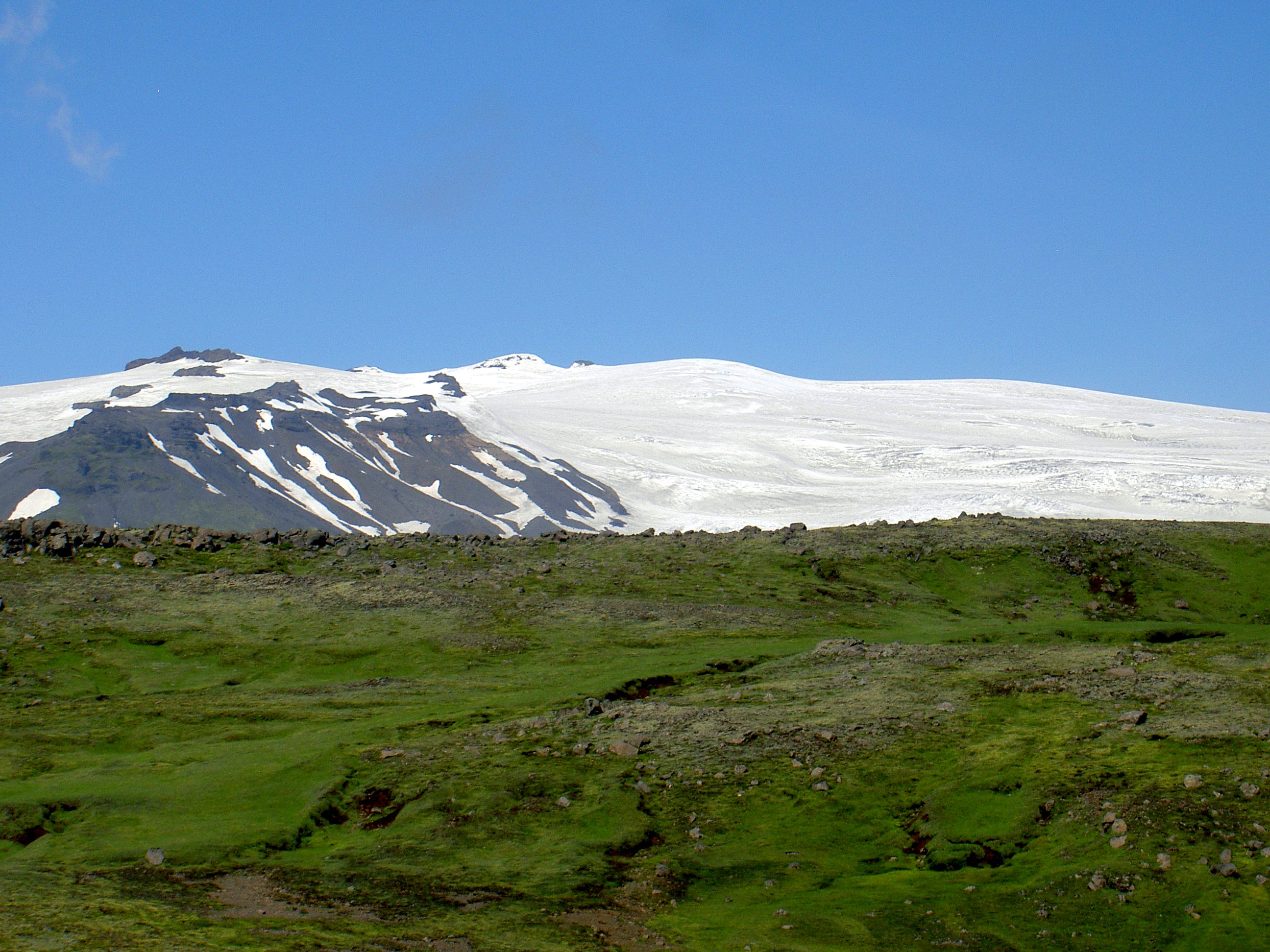 glacier in iceland Shakira Wikipedia