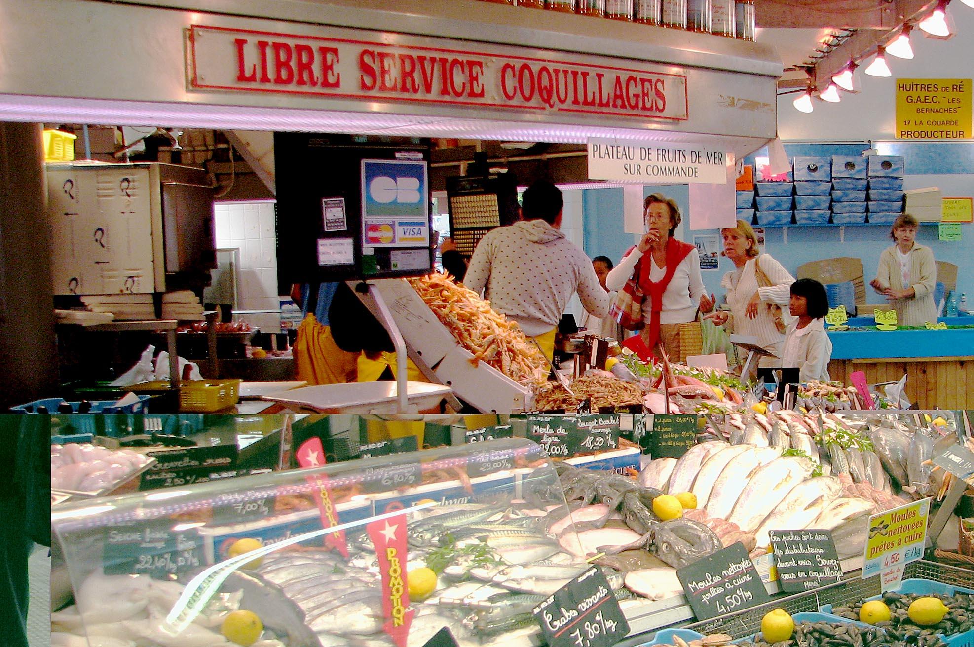 Clarke Food Market