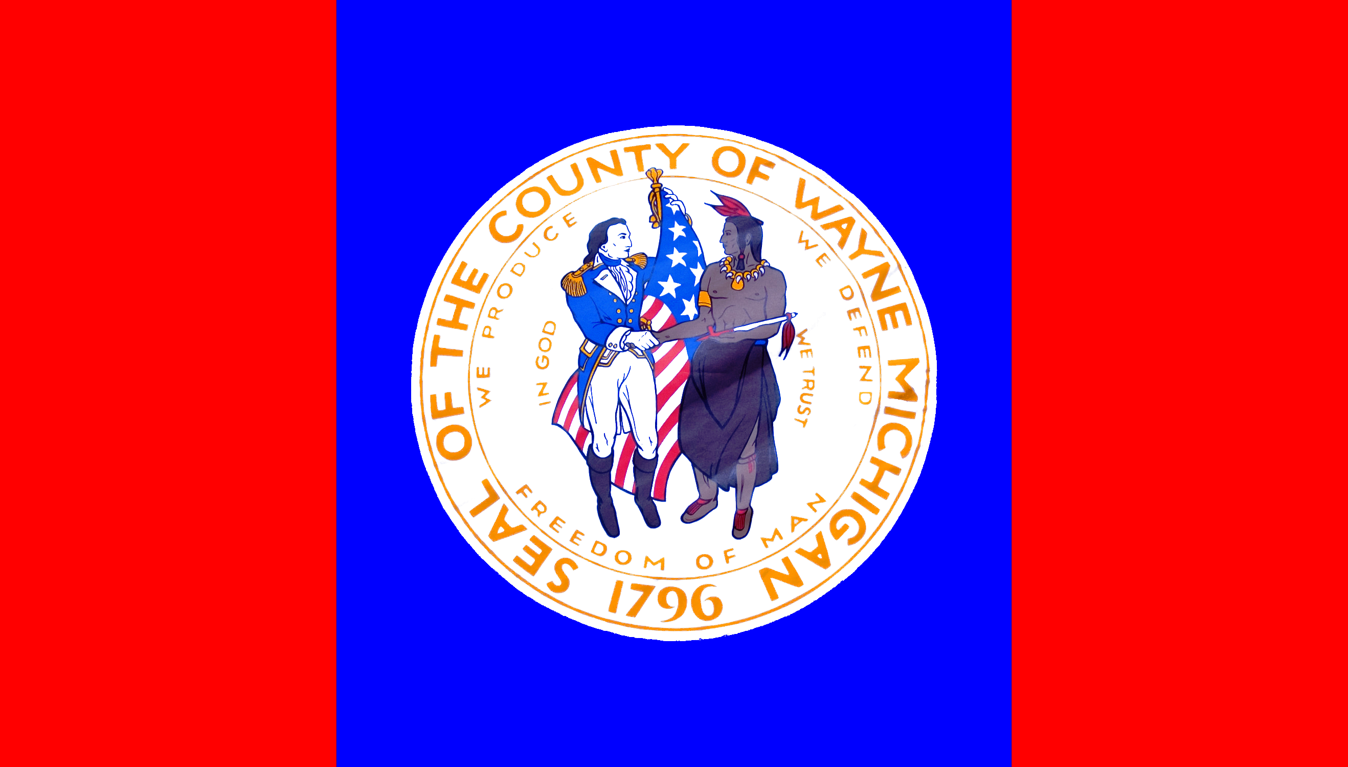 File:Flag of Wayne County, Michigan png - Wikimedia Commons