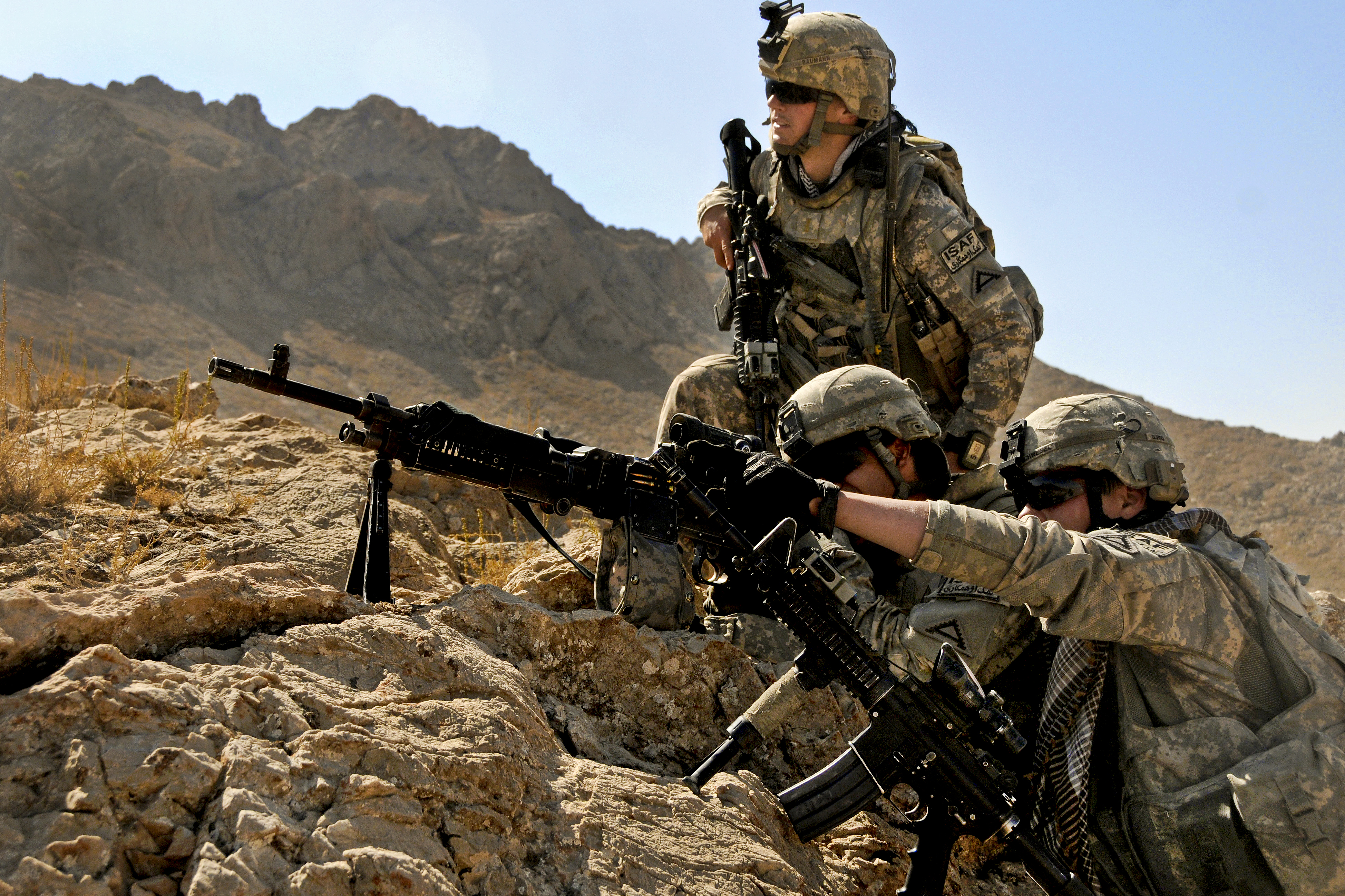 File:Flickr - The U.S. Army - Area reconnaissance.jpg - Wikimedia ...