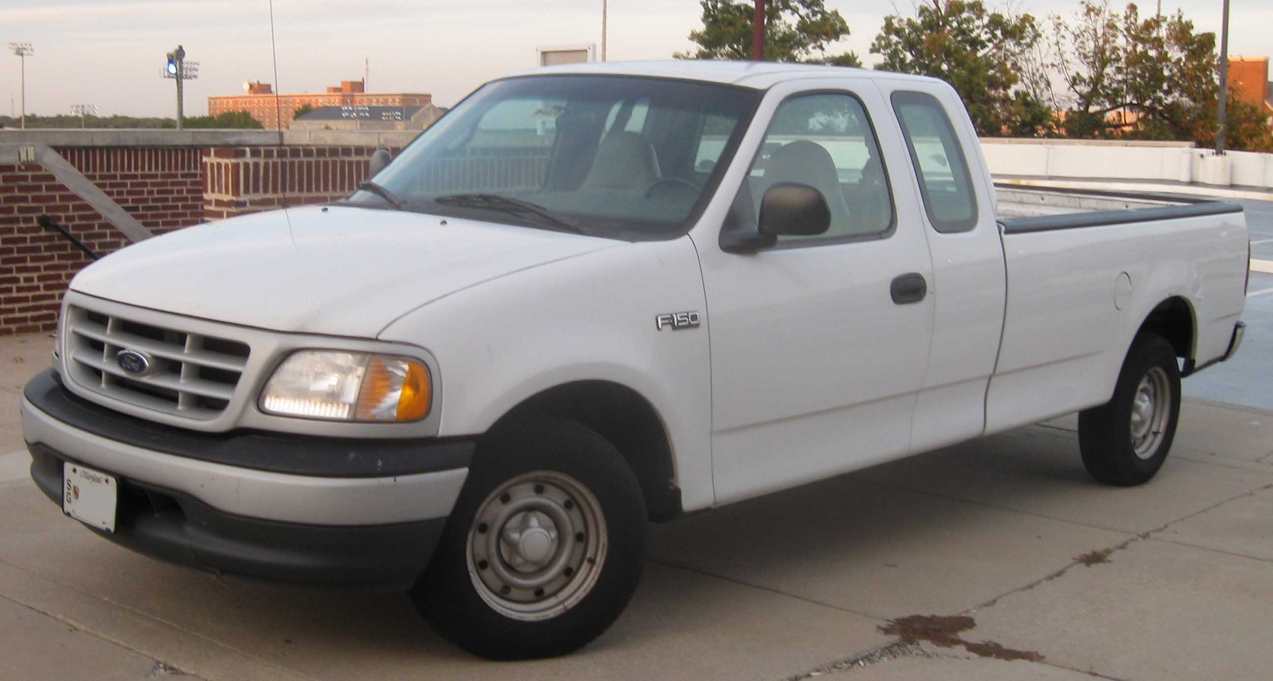 Fileford F 150 Ext Cab Long Bedjpg Wikipedia