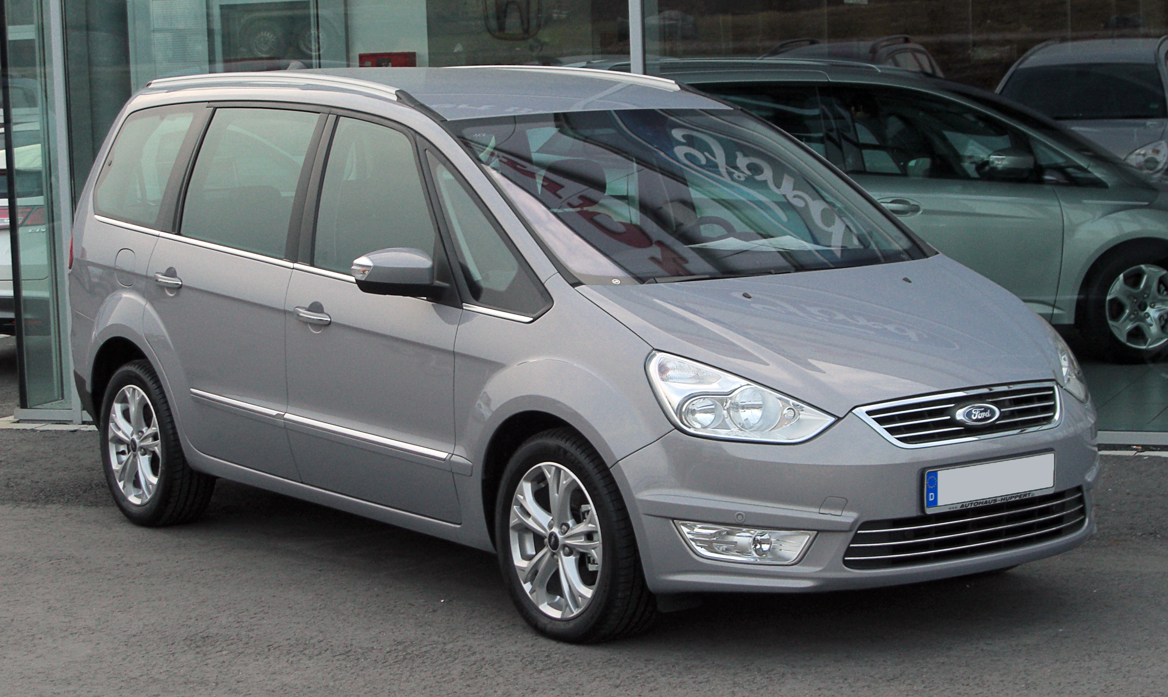 ford galaxy 2 0 tdci titanium ii facelift frontansicht 12 m rz 2011. Black Bedroom Furniture Sets. Home Design Ideas