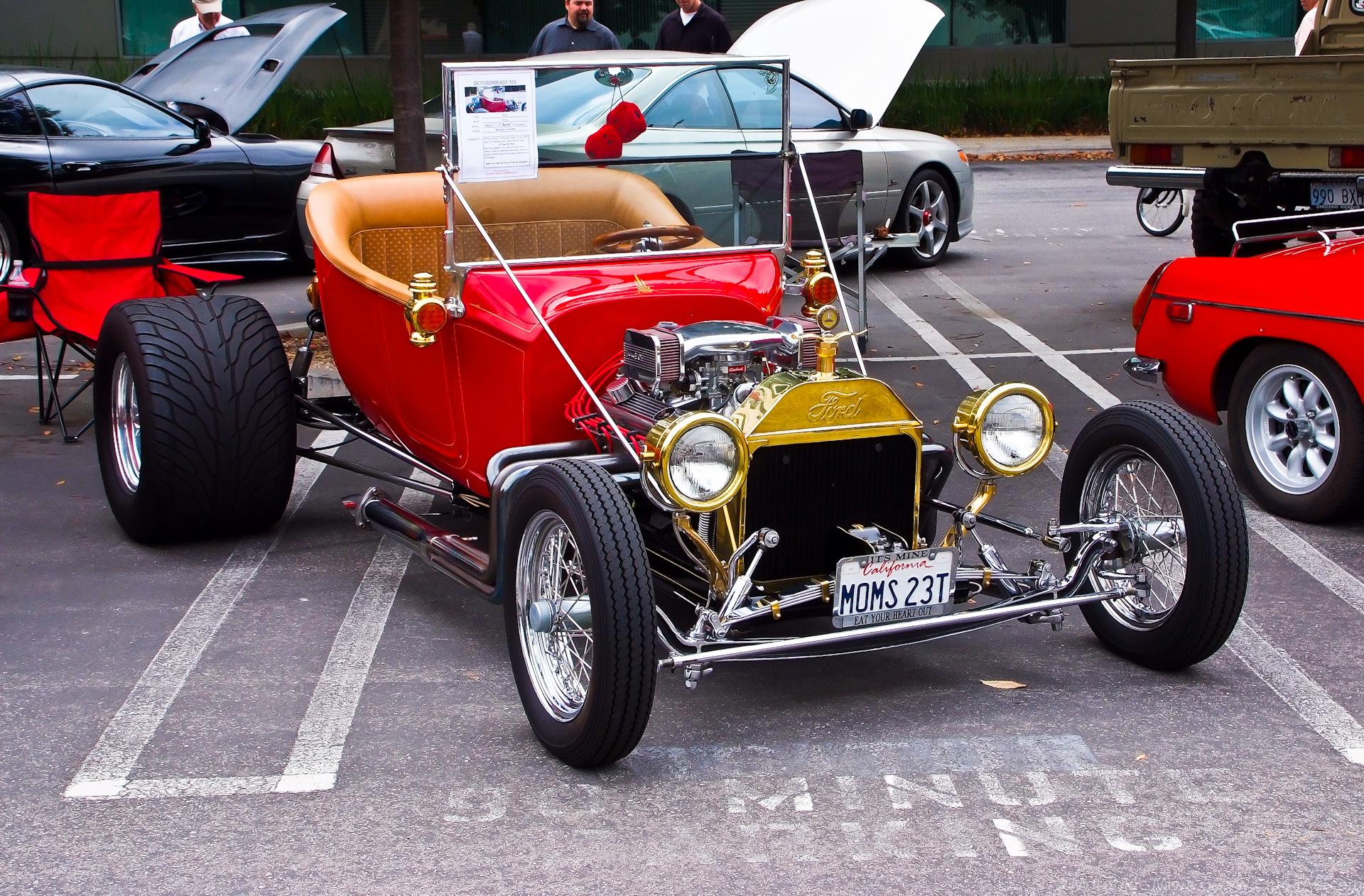 Moonshine Car Show In Hiawassee Georgia