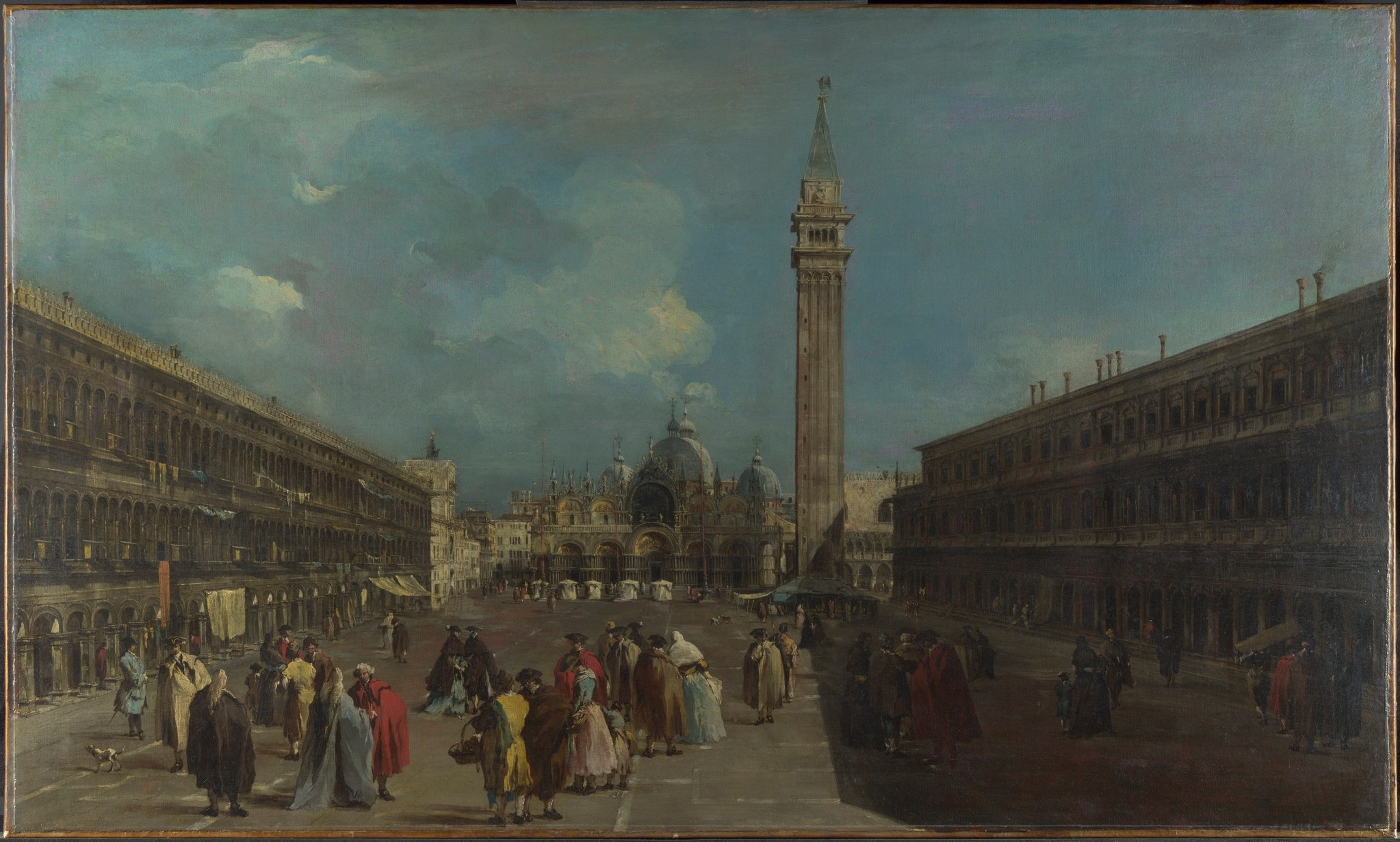 Piazzetta san marco drawing dating my drawing