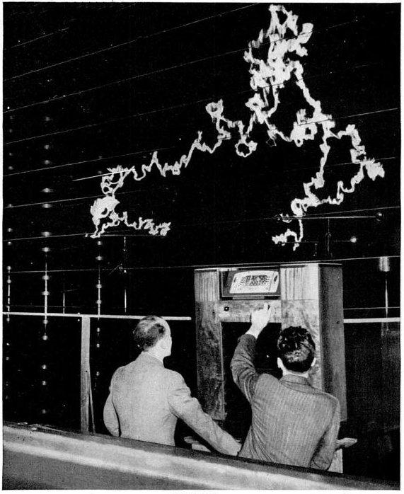 Ge Stock Chart: GE FM radio antistatic demonstration 1940.jpg - Wikimedia Commons,Chart
