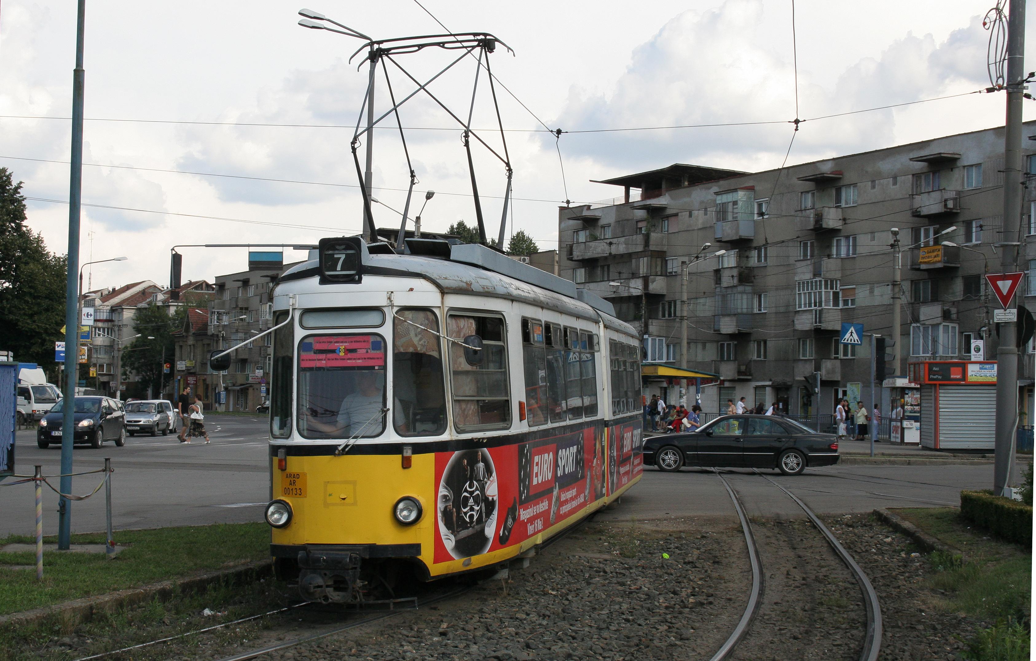Arad Rumänien file gt4 arad jpg wikimedia commons
