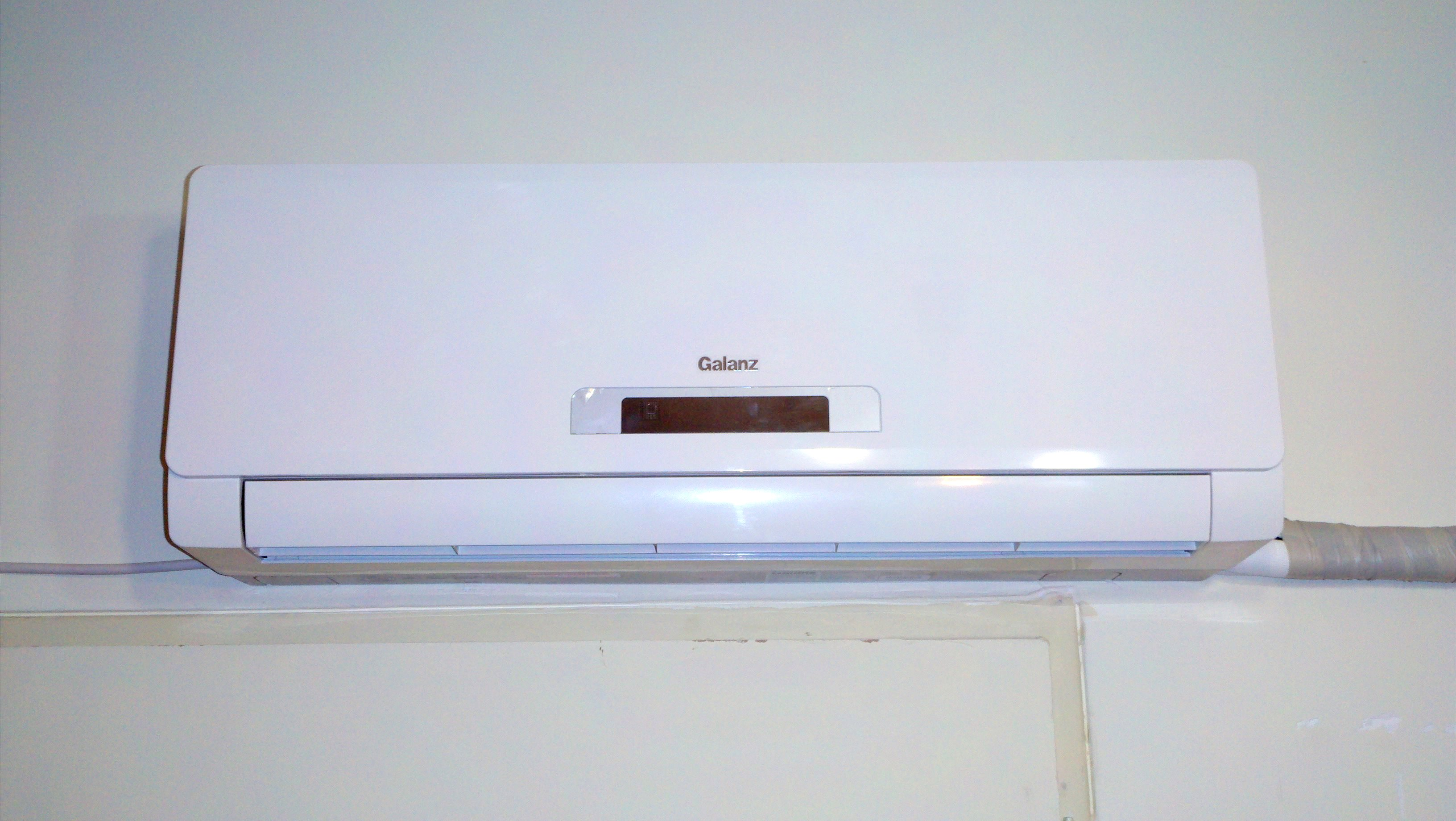 how to use siemens air condirioner