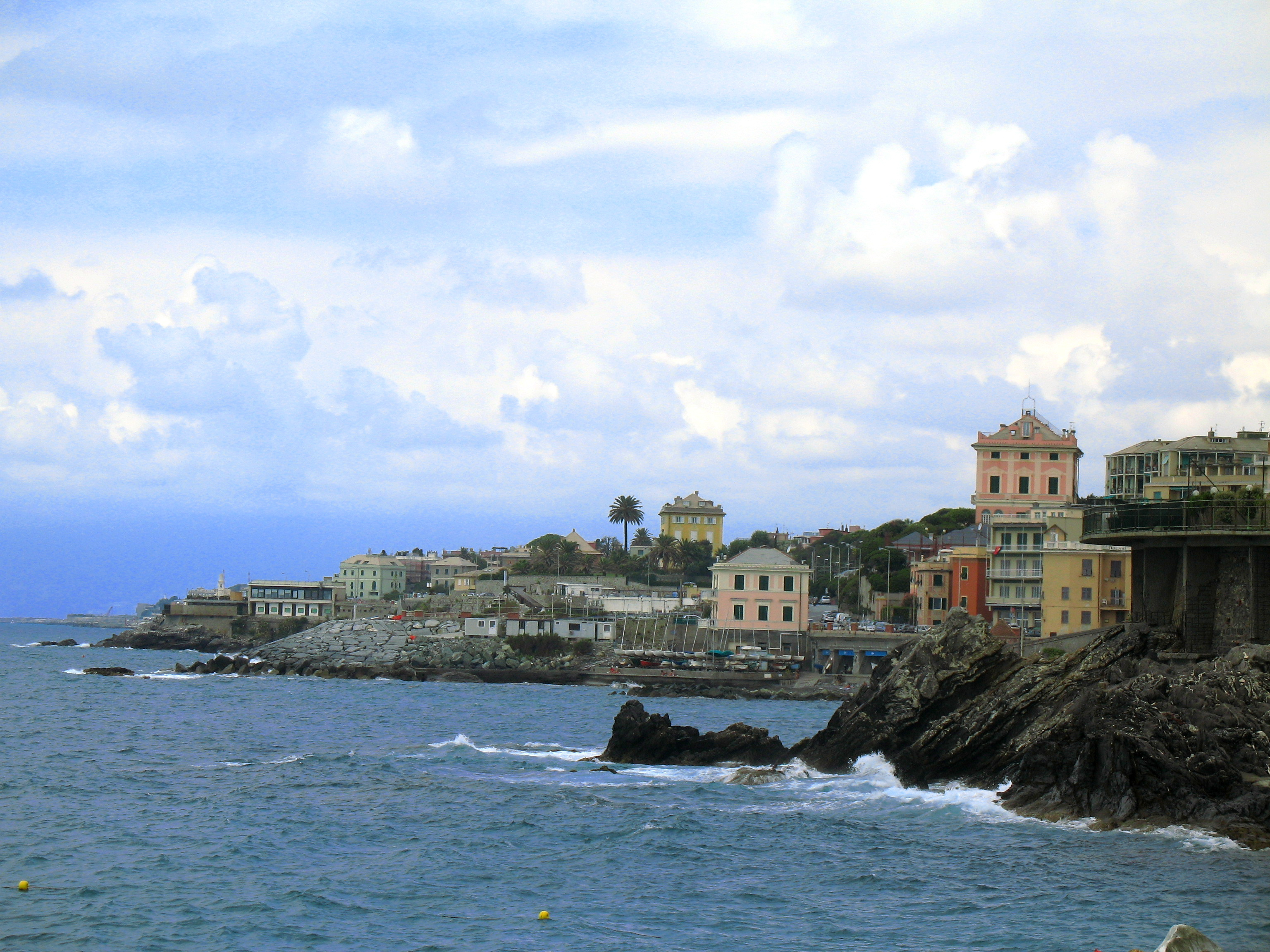 Genova Quinto Al Mare Villa Maris