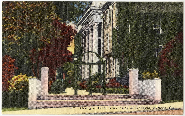 University Of Georgia Athens >> File Georgia Arch University Of Georgia Athens Ga 8342840713