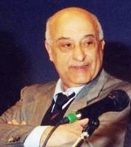 Giacinto Auriti lawyer, essayist, political Italian