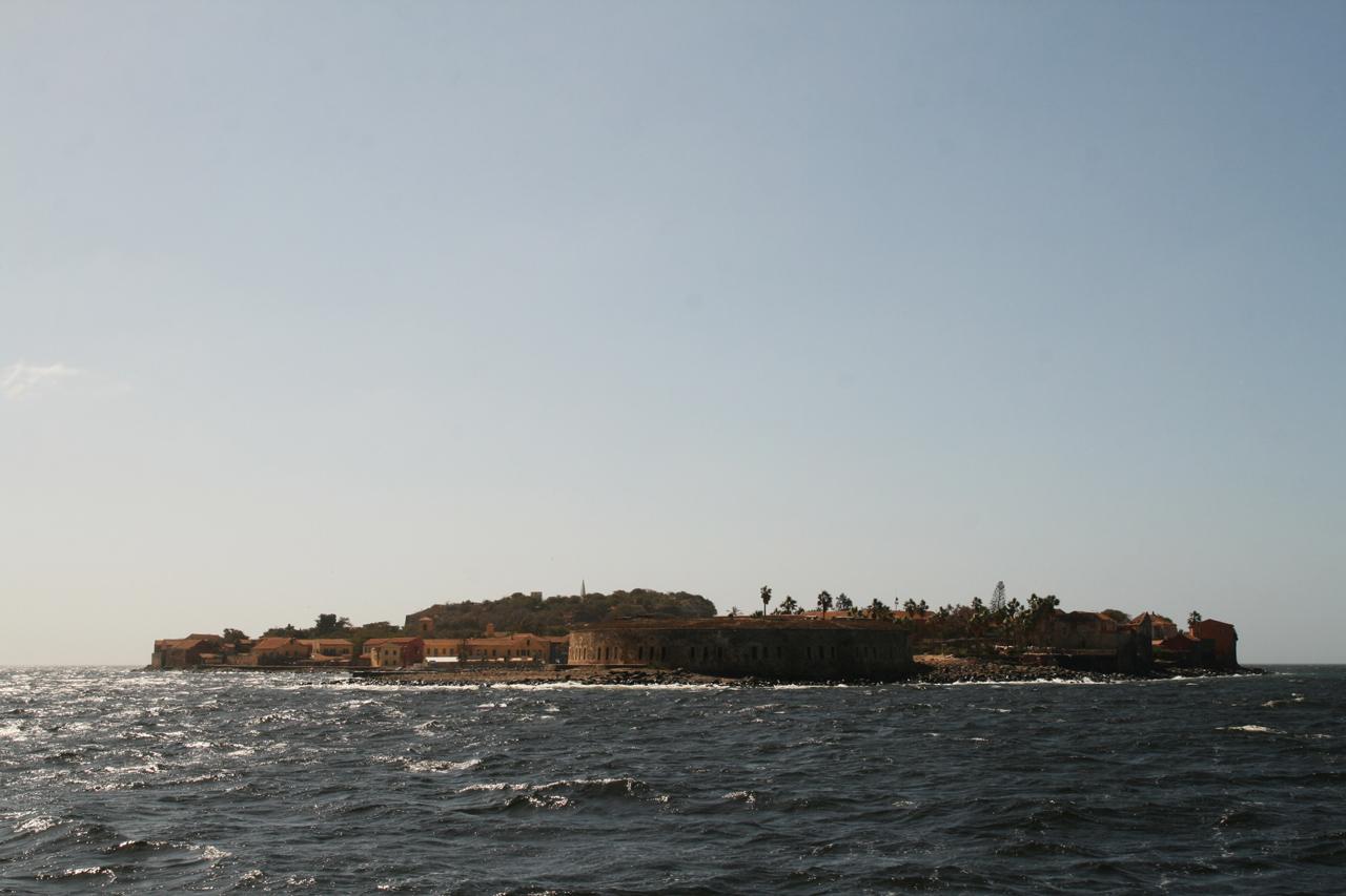 Isla de Gorea (de los esclavos) Senegal