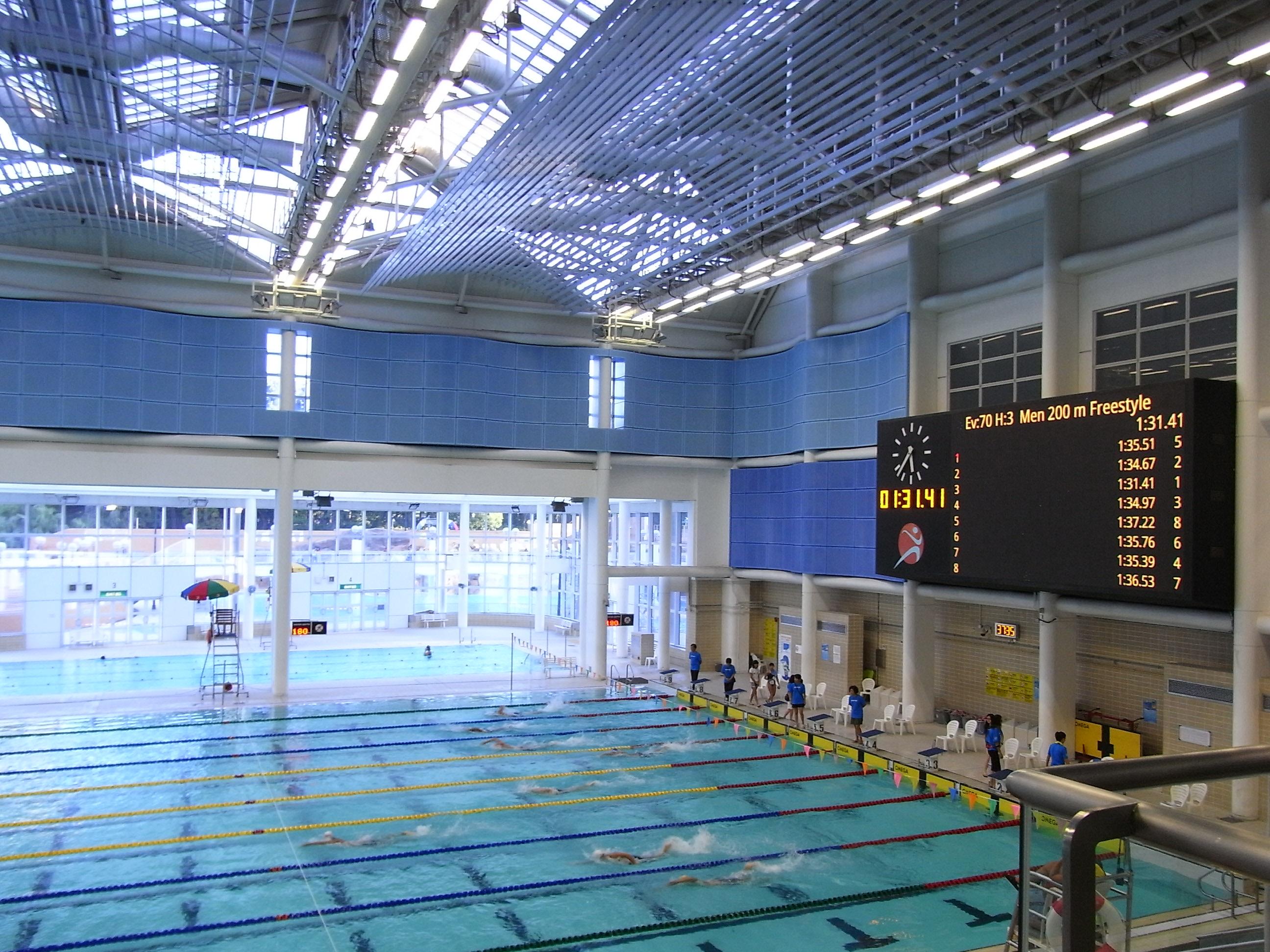 Indoor Public Swimming Pool file:hk tst kln park swimming pool 07 indoor july-2012