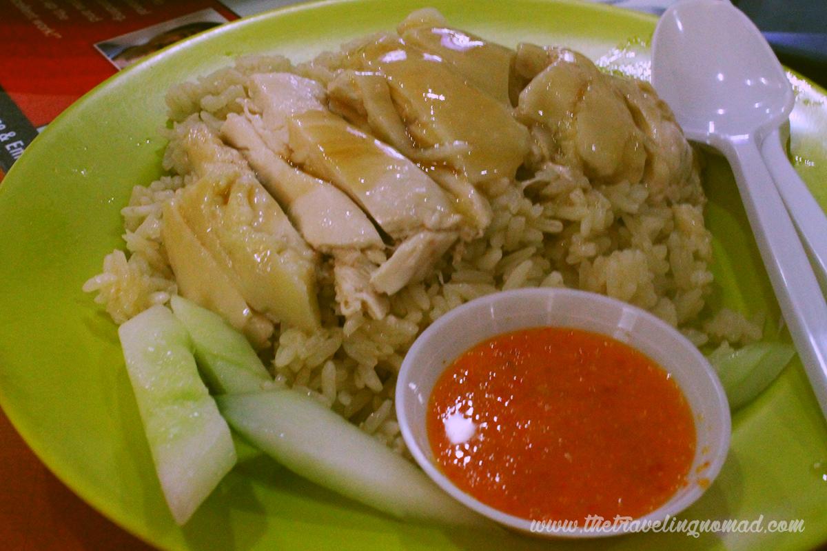 Hainanese chicken rice - Simple English Wikipedia, the ...