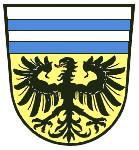 Das Wappen von Hilpoltstein