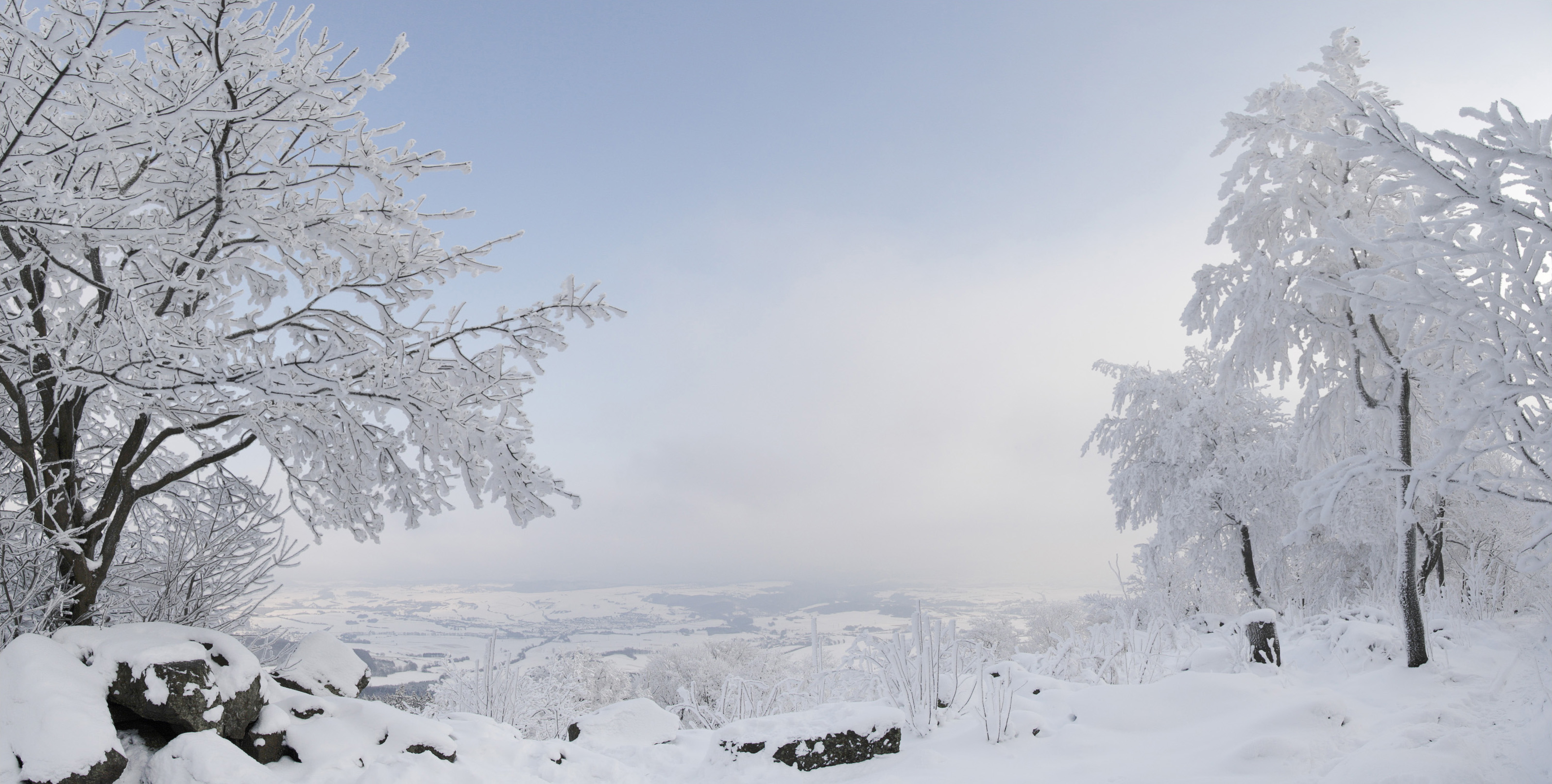 Schnee Meißner