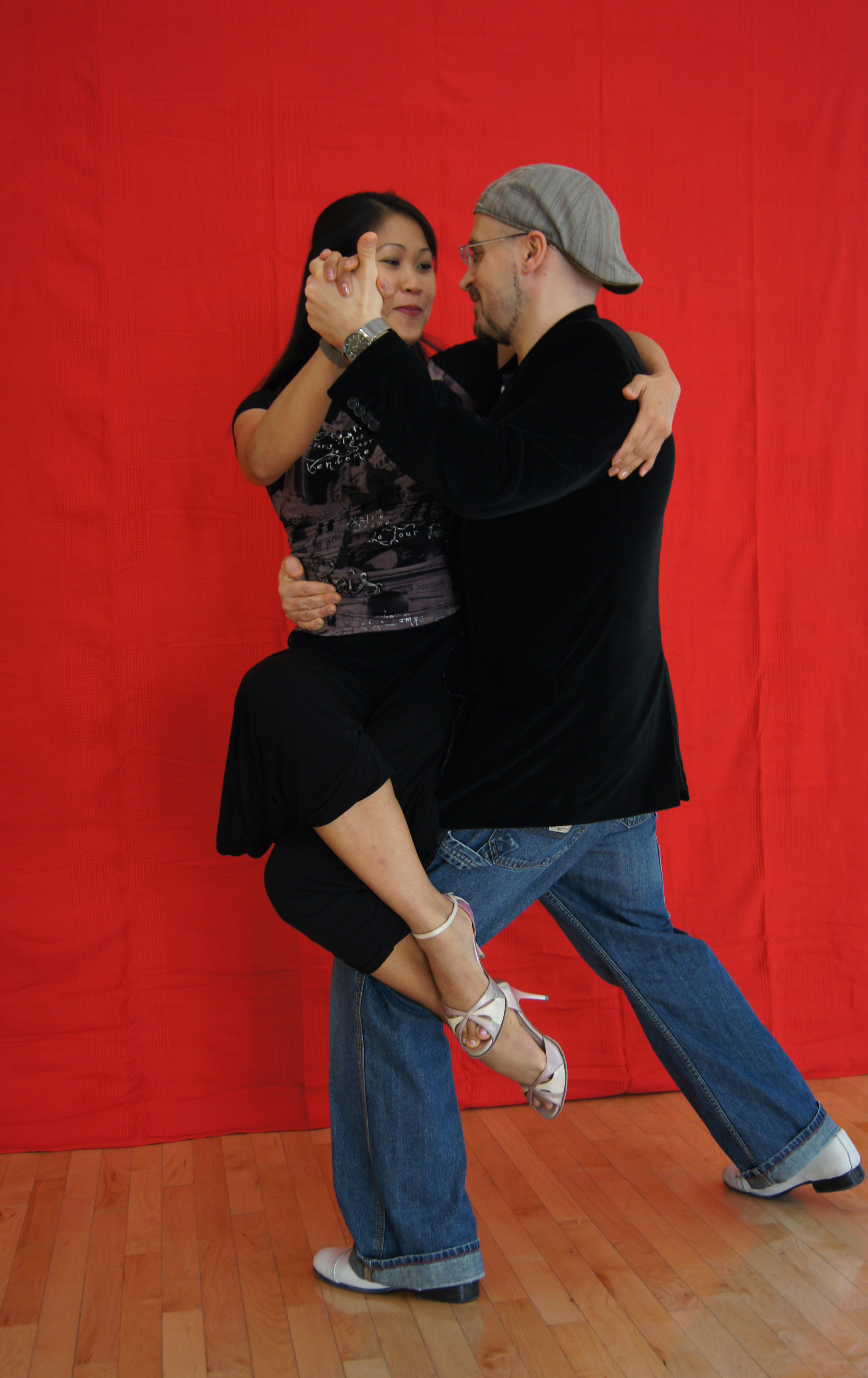 Tango Sentada
