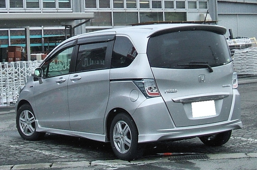 All New Honda Freed 2015 At Japan 2017 2018 Best Cars