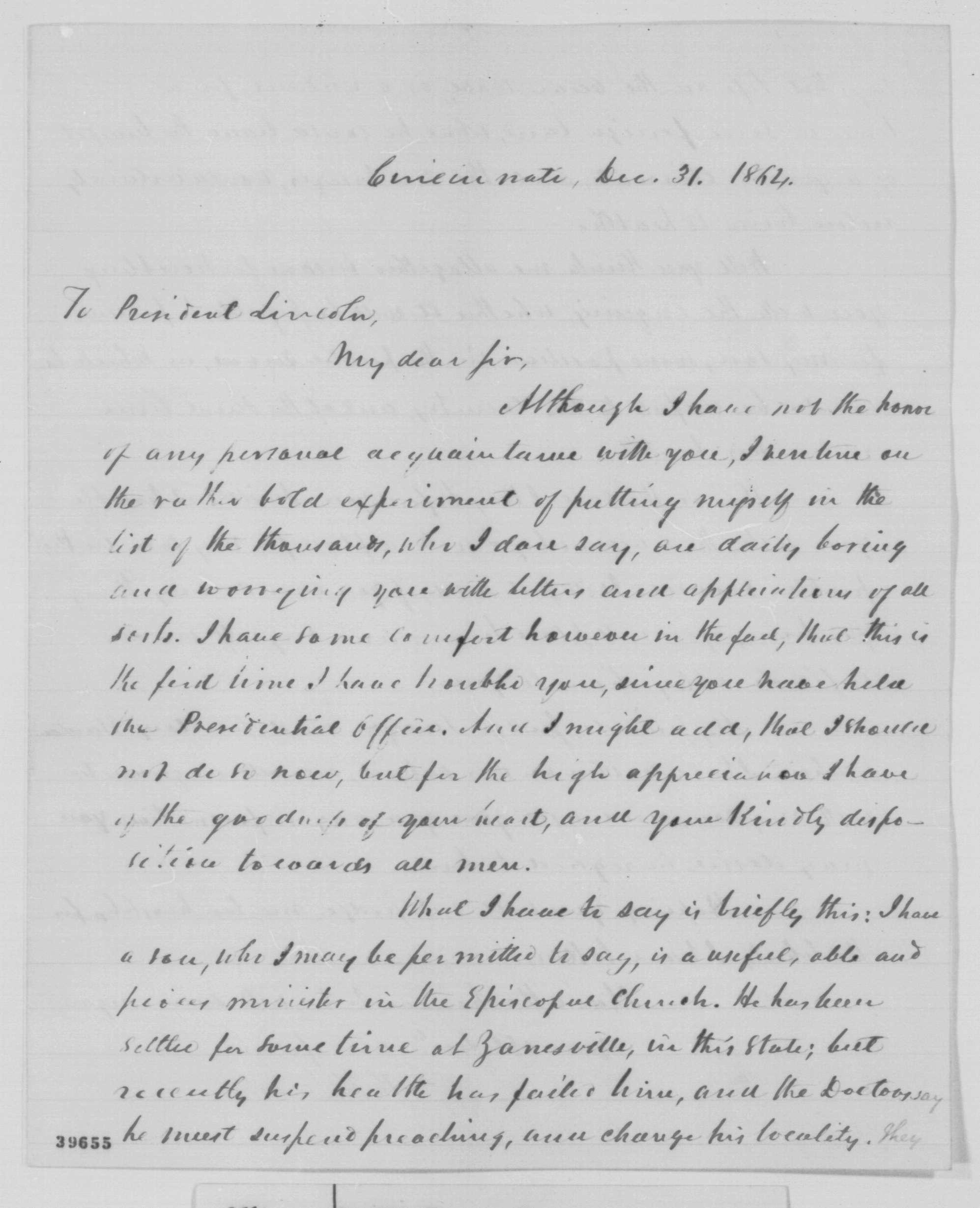 filehumphrey howe leavitt letter abraham lincolnjpg