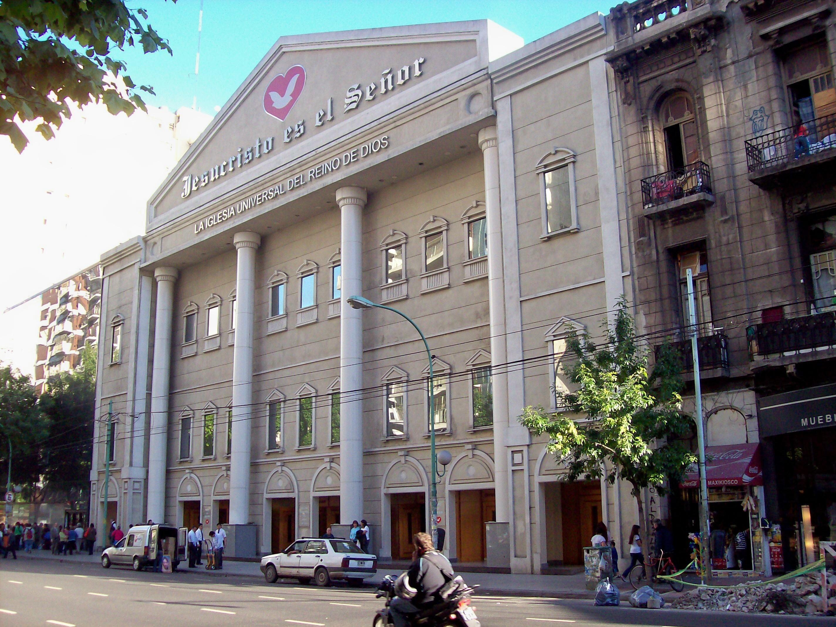 Resultado de imagen para argentina iglesias universal del reino de dios