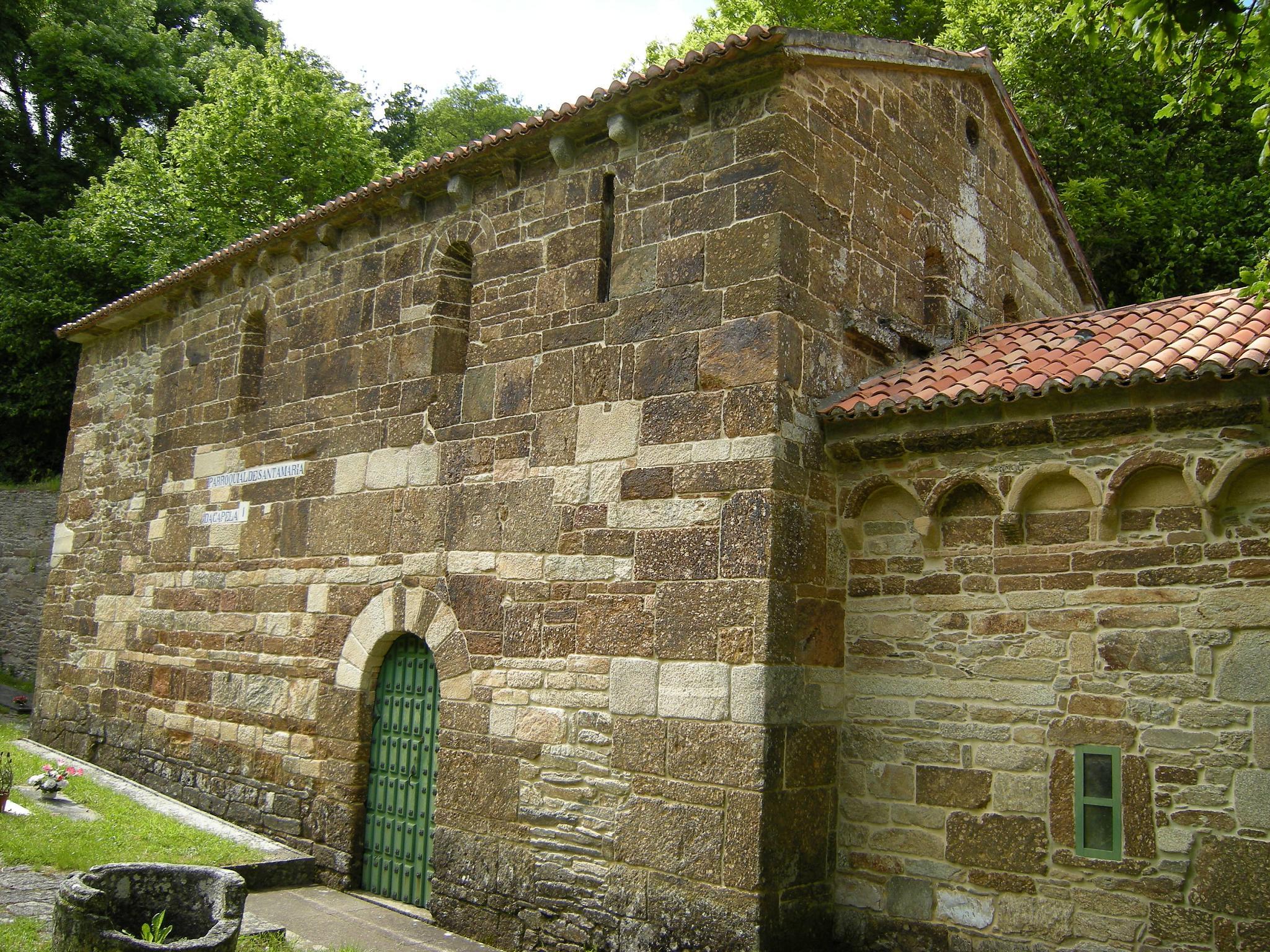 Igrexa de Santo Antoniño de Toques