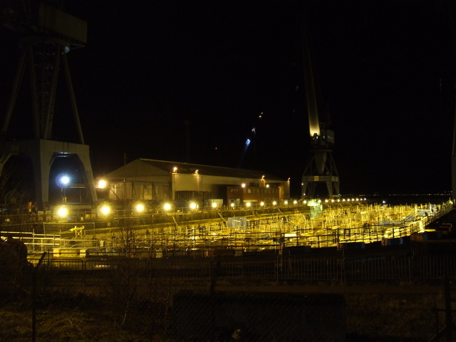 Inchgreen Dry Dock