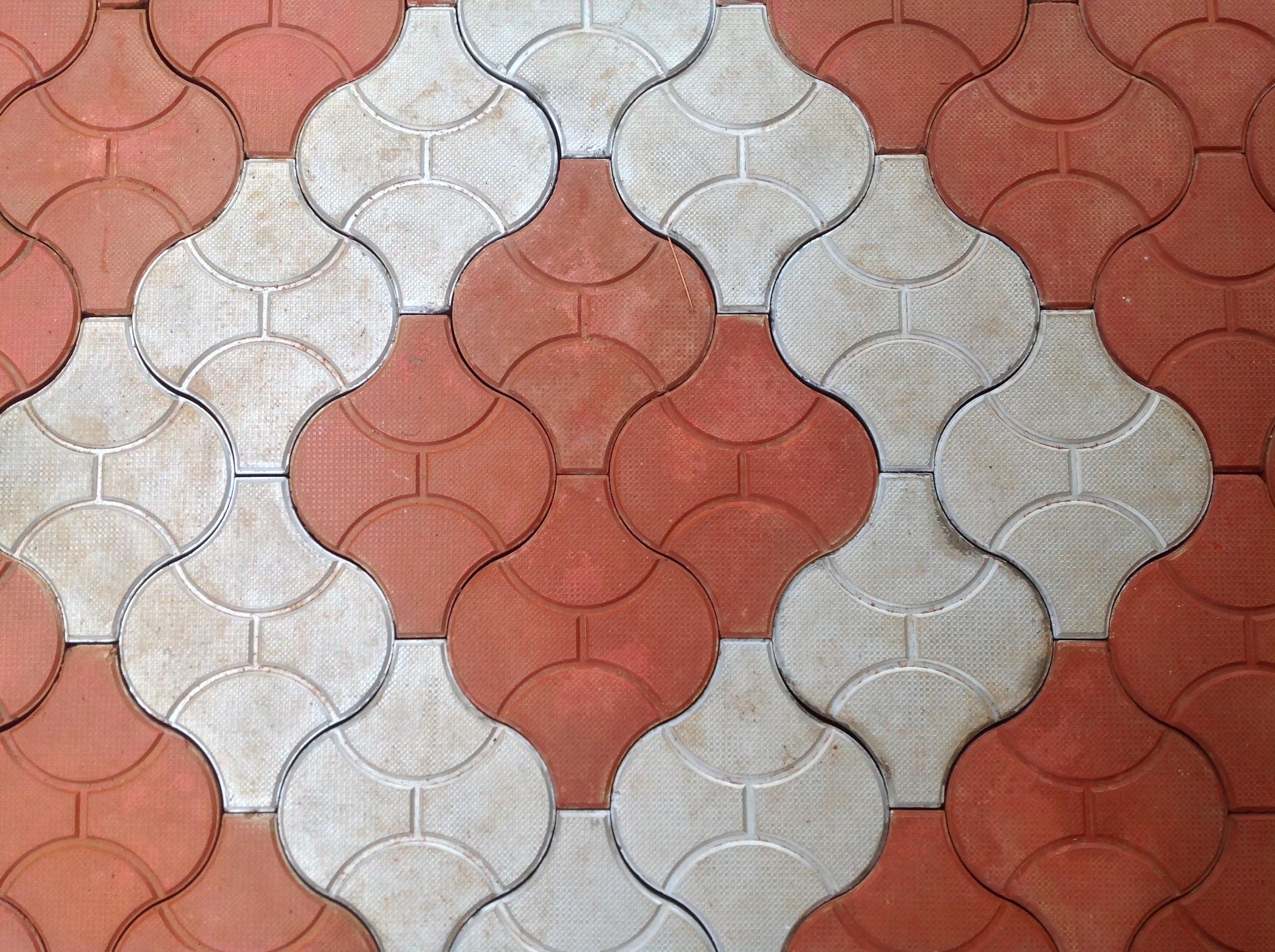 File:Interlocked Cement Floor Tiles