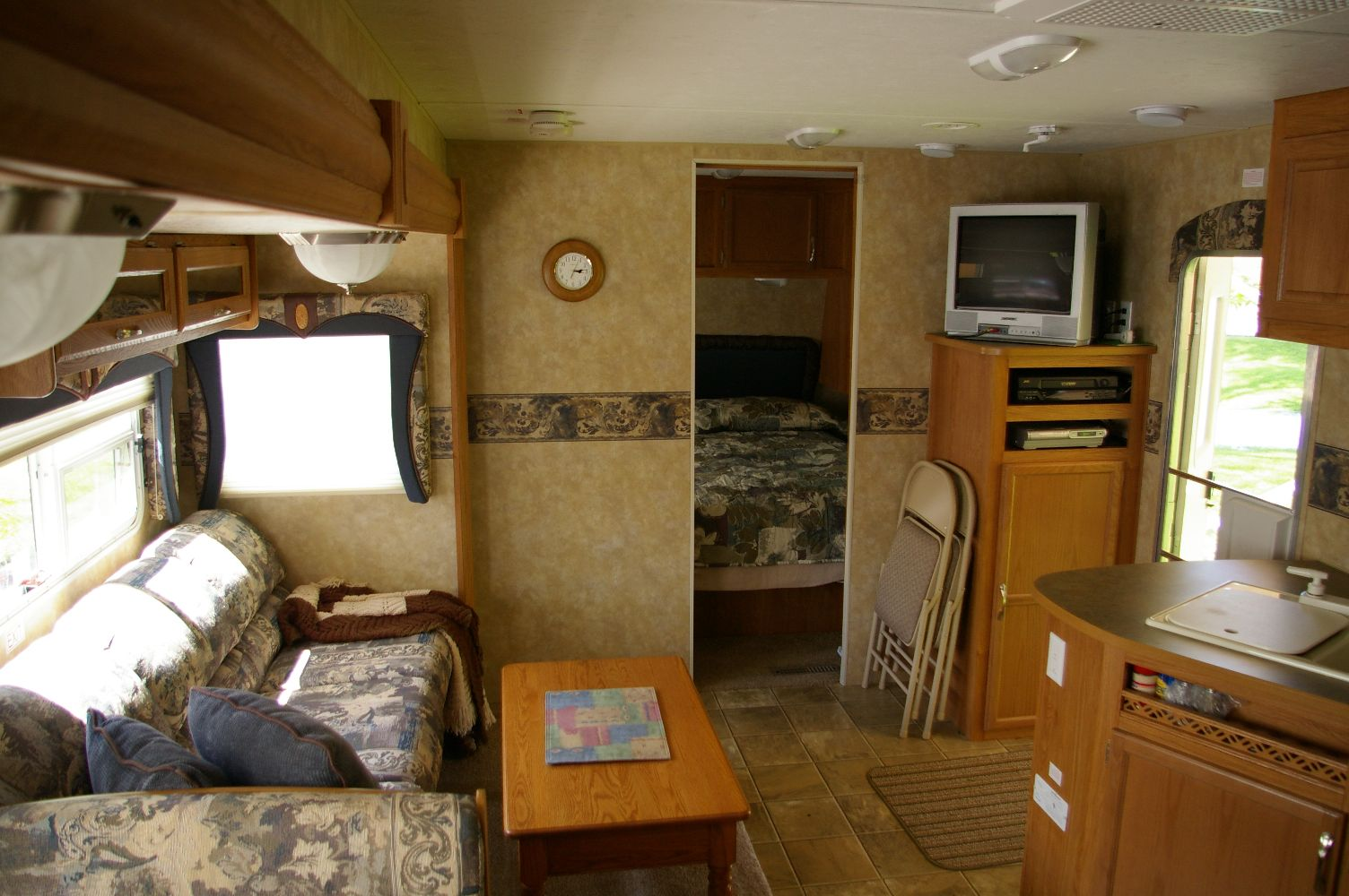 Simple T8617  1996 Jayco Jay Series 1006 With Hot Water Toilet