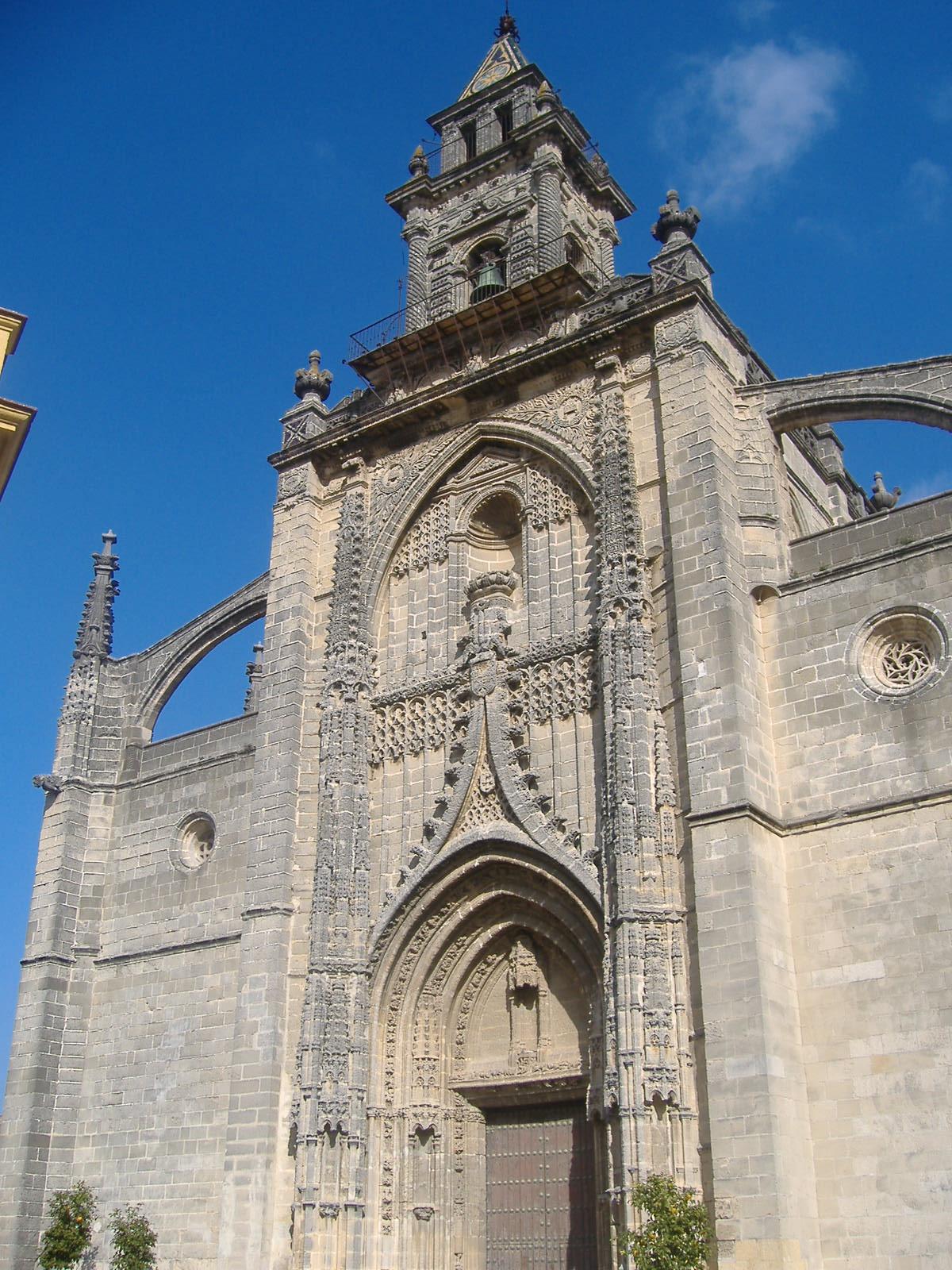 Iglesia de Santiago (Jerez de la Frontera) - Wikipedia, la