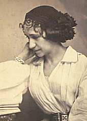 Johanne Luise Heiberg Danish actress