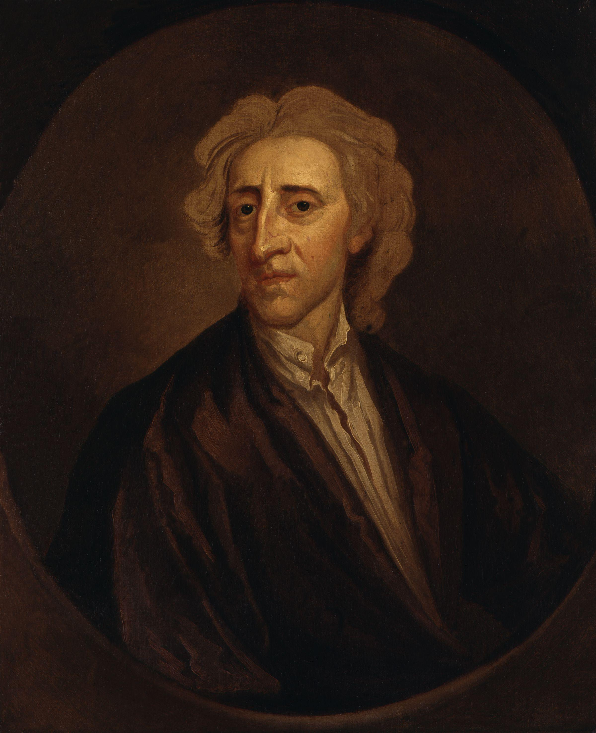 John Locke by Sir Godfrey Kneller%2C Bt