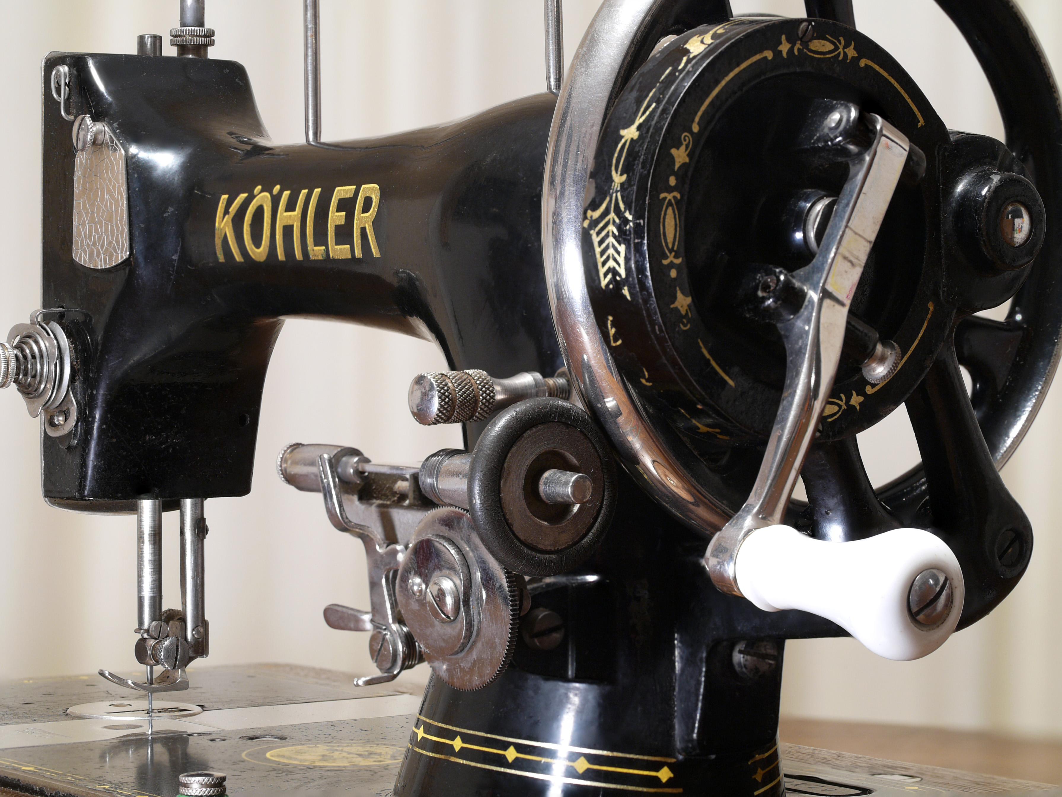 kohler sewing machine