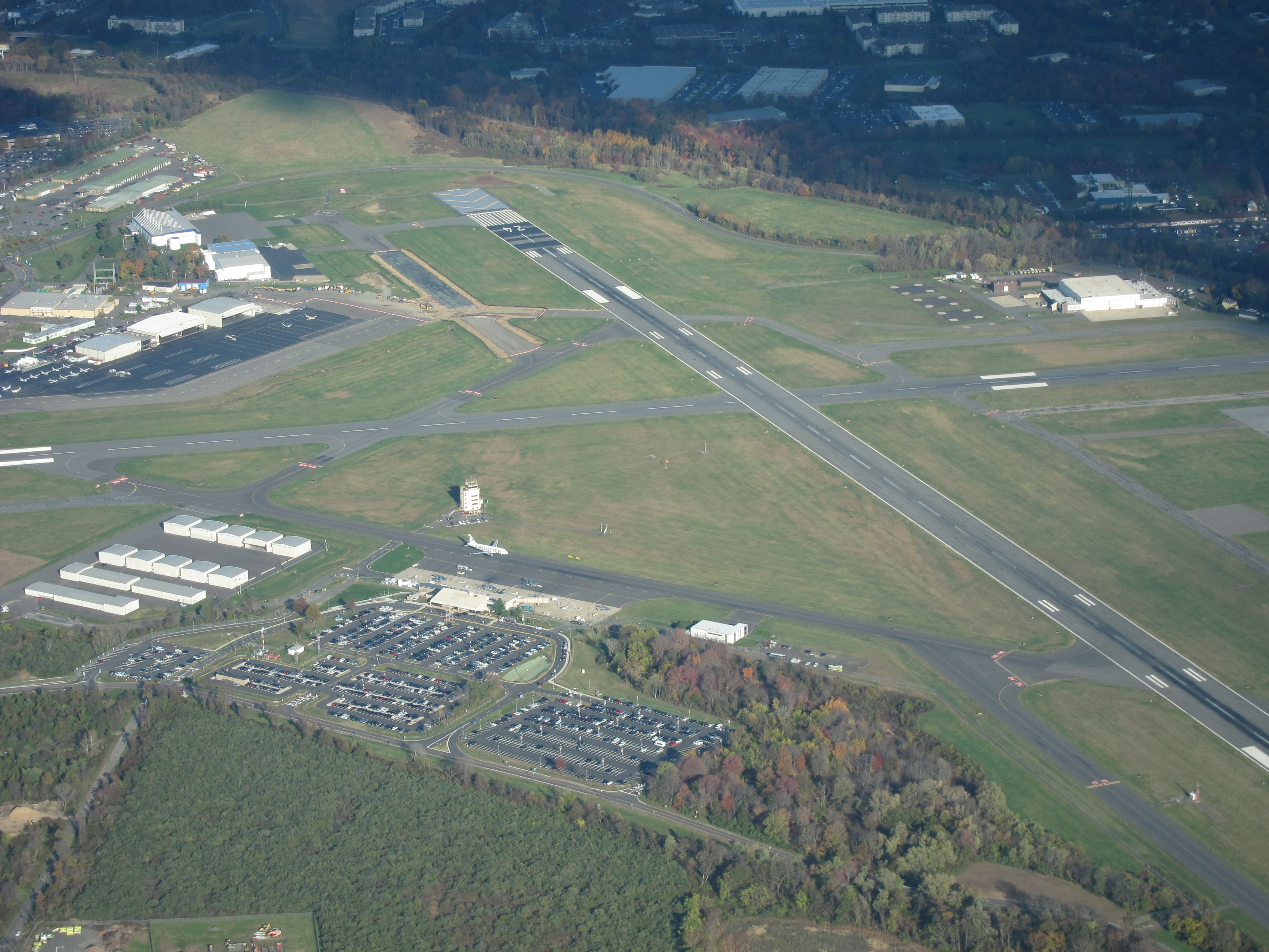 Trenton–Mercer Airport   Wiki   Everipedia