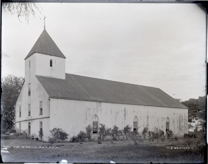 File:Kailua Roman Catholic Mission (4), photograph by Brother Bertram.jpg