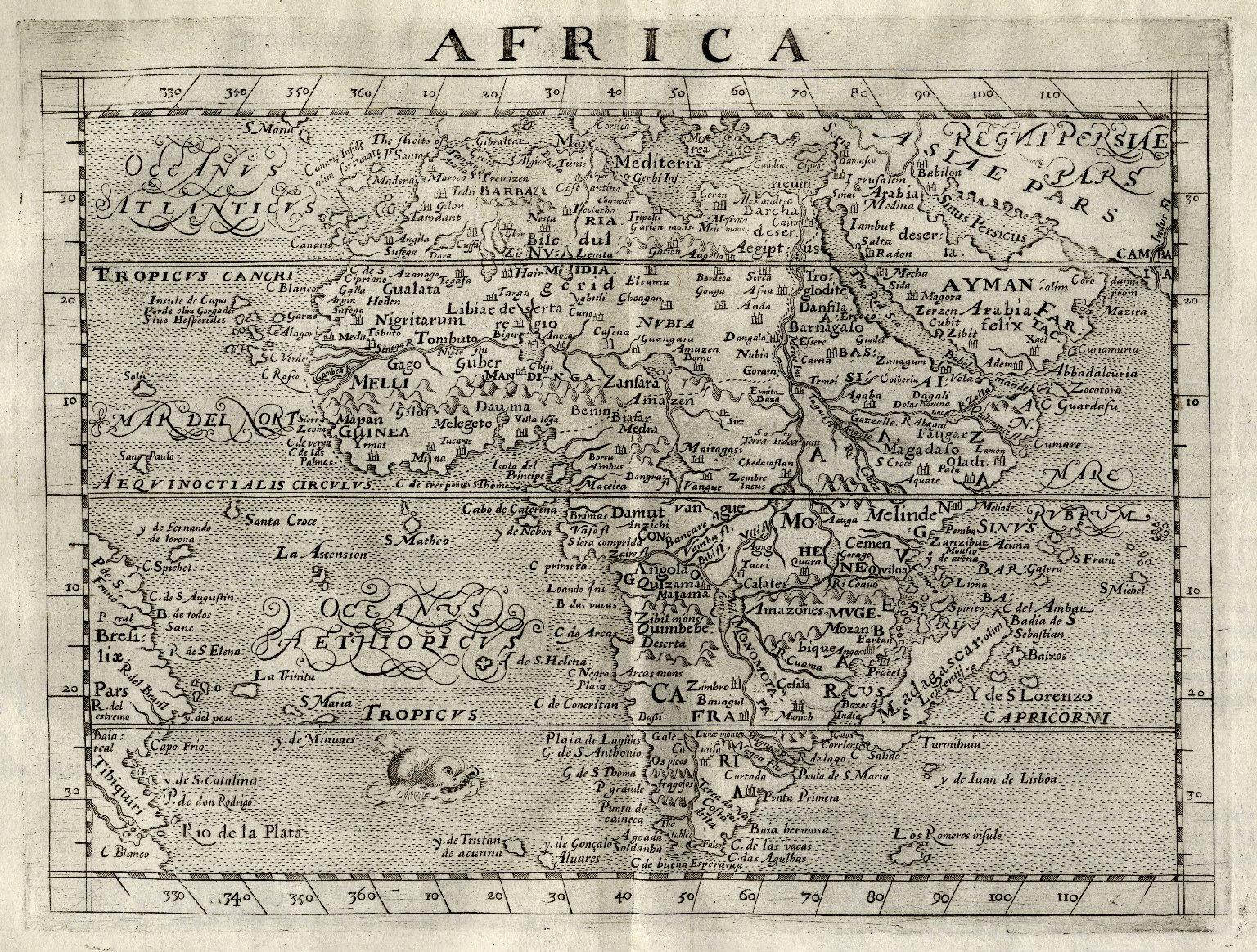 leo africanus book summary