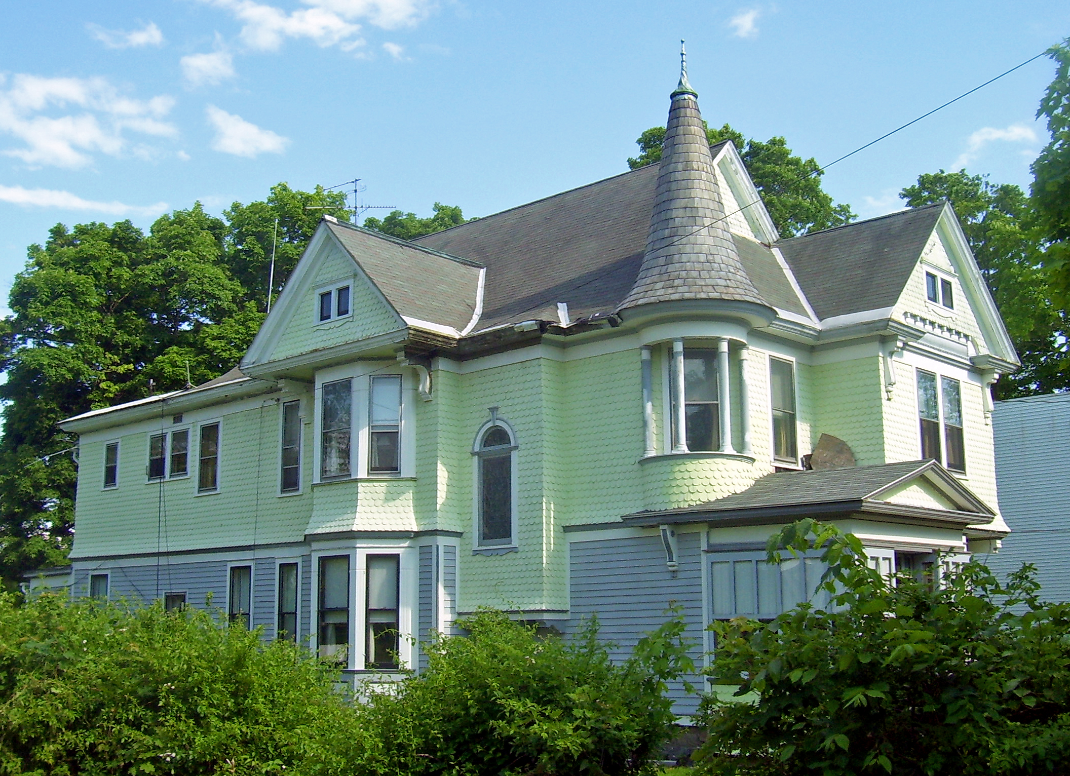 File leonard lackman house cohoes wikimedia commons for Houses images pictures
