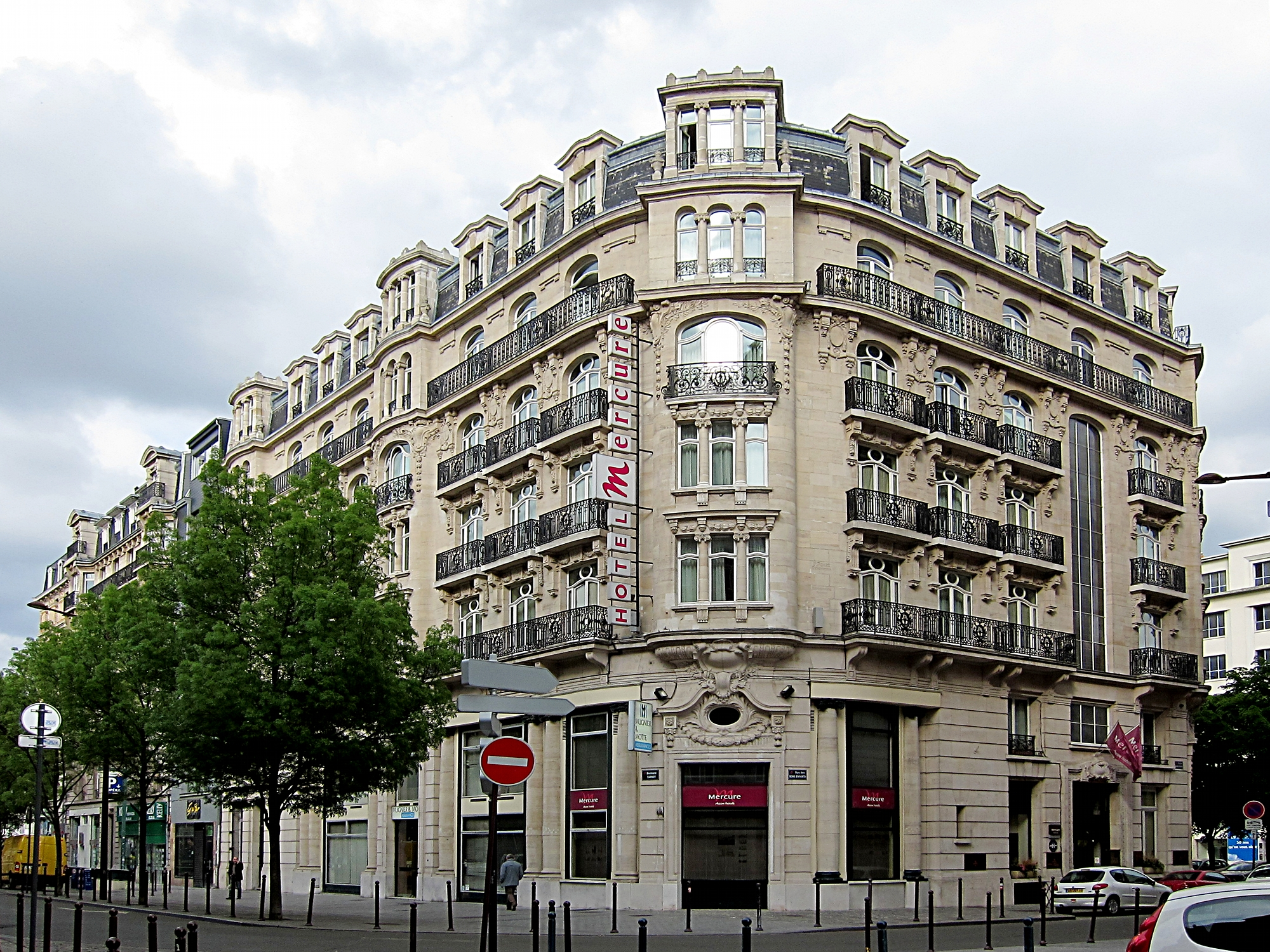 File lille hotel mercure jpg for Hotels lille