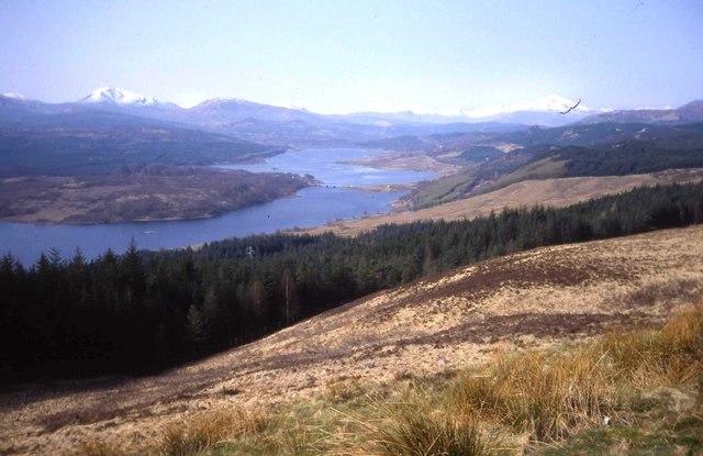 Loch Garry - geograph.org.uk - 472948