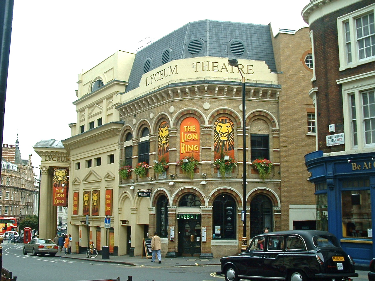 Lion King London Tickets And Hotel
