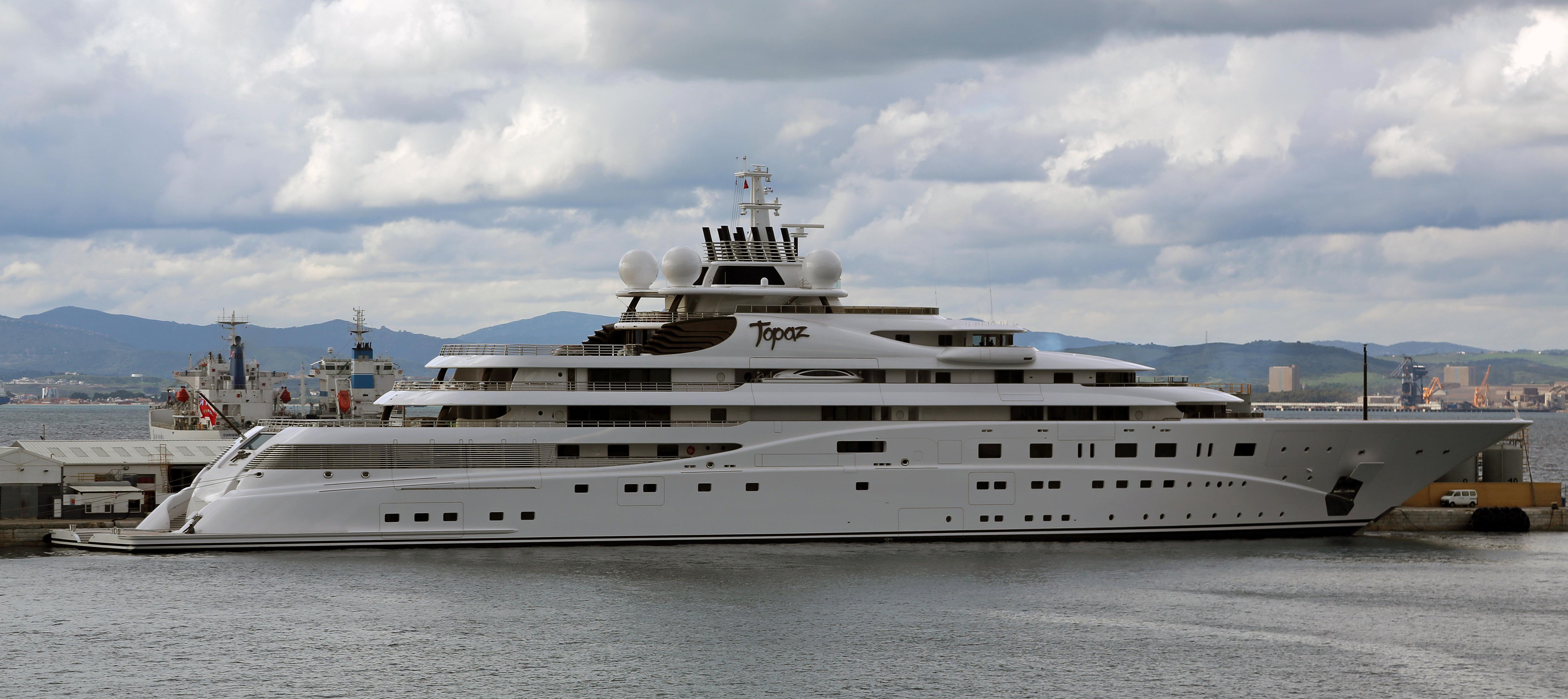 Topaz Yacht Wikipedia