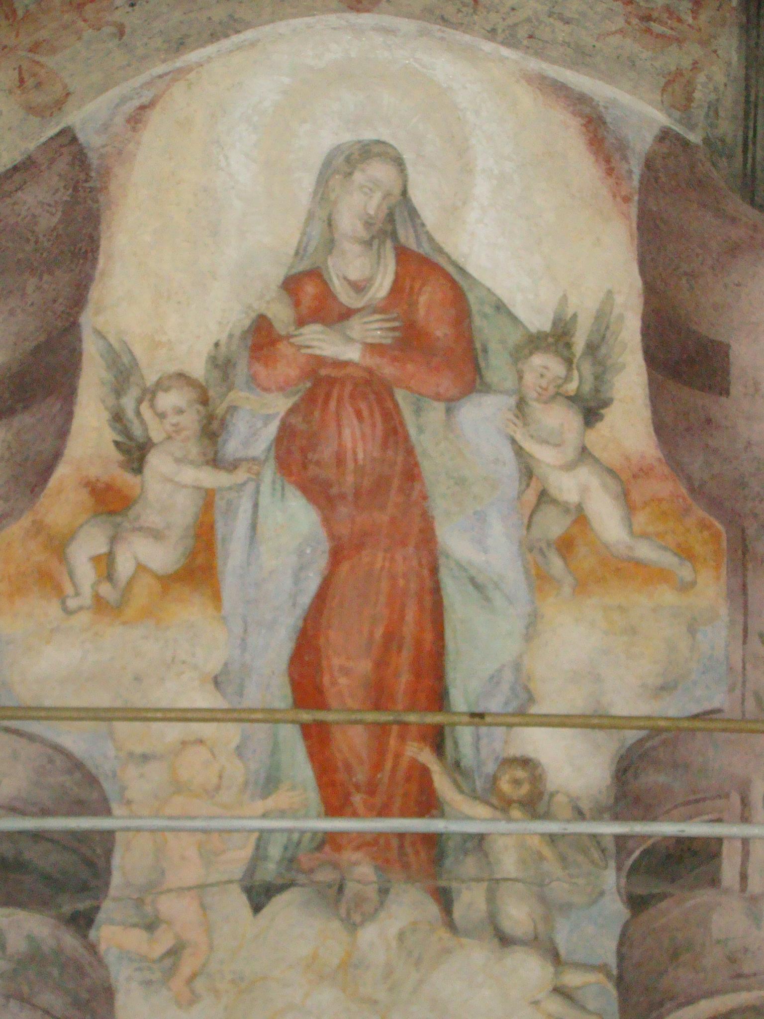 Marijino pričakovanje poroda - spomin
