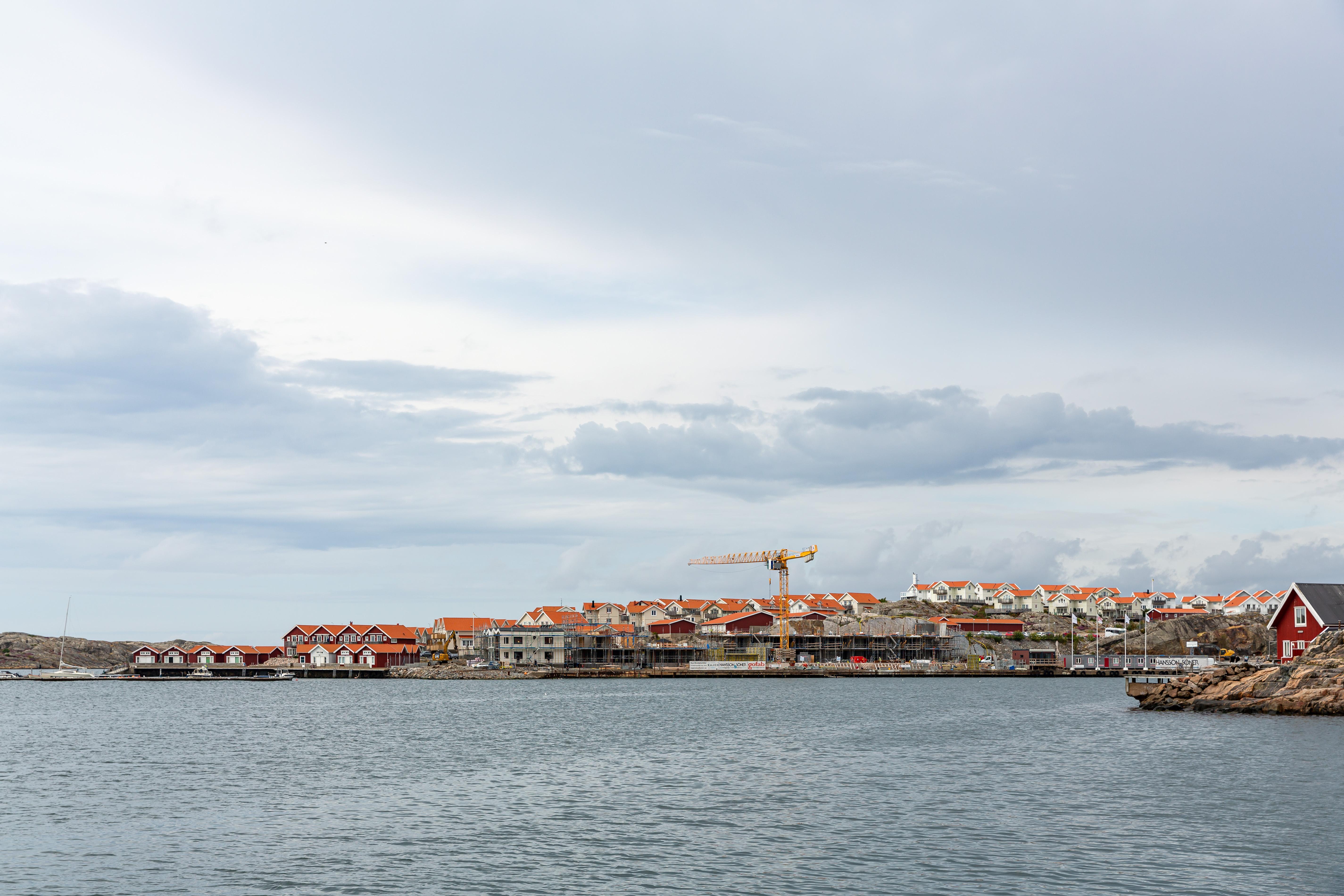 Fint hus med underbart lge i Skrhamn - Flats for Rent in