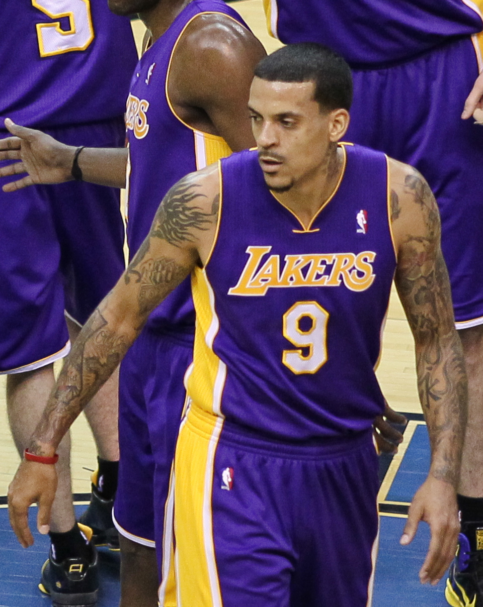 File:Matt Barnes Lakers.jpg - Wikimedia Commons