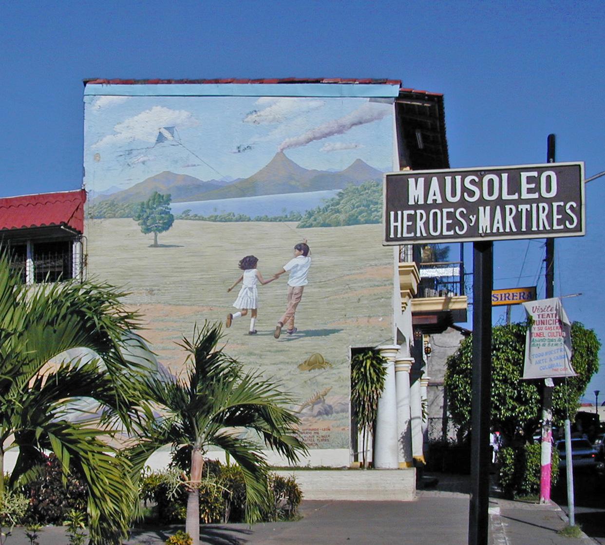 Leon Nicaragua Travel Blogs