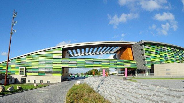 Arena Stade Couvert De Lievin Wikipedia
