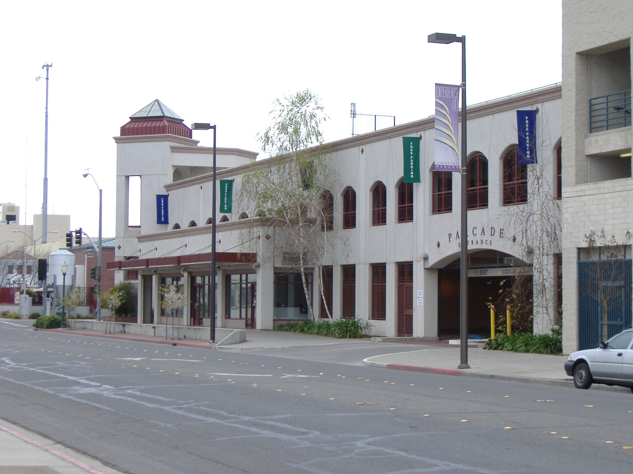 Downtown Bakersfield Restaurants