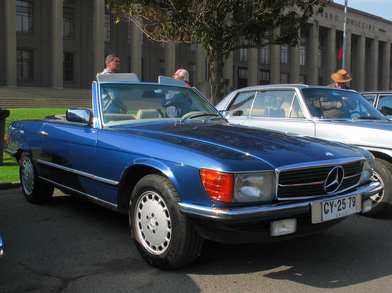 Occasion Mercedes  Sl